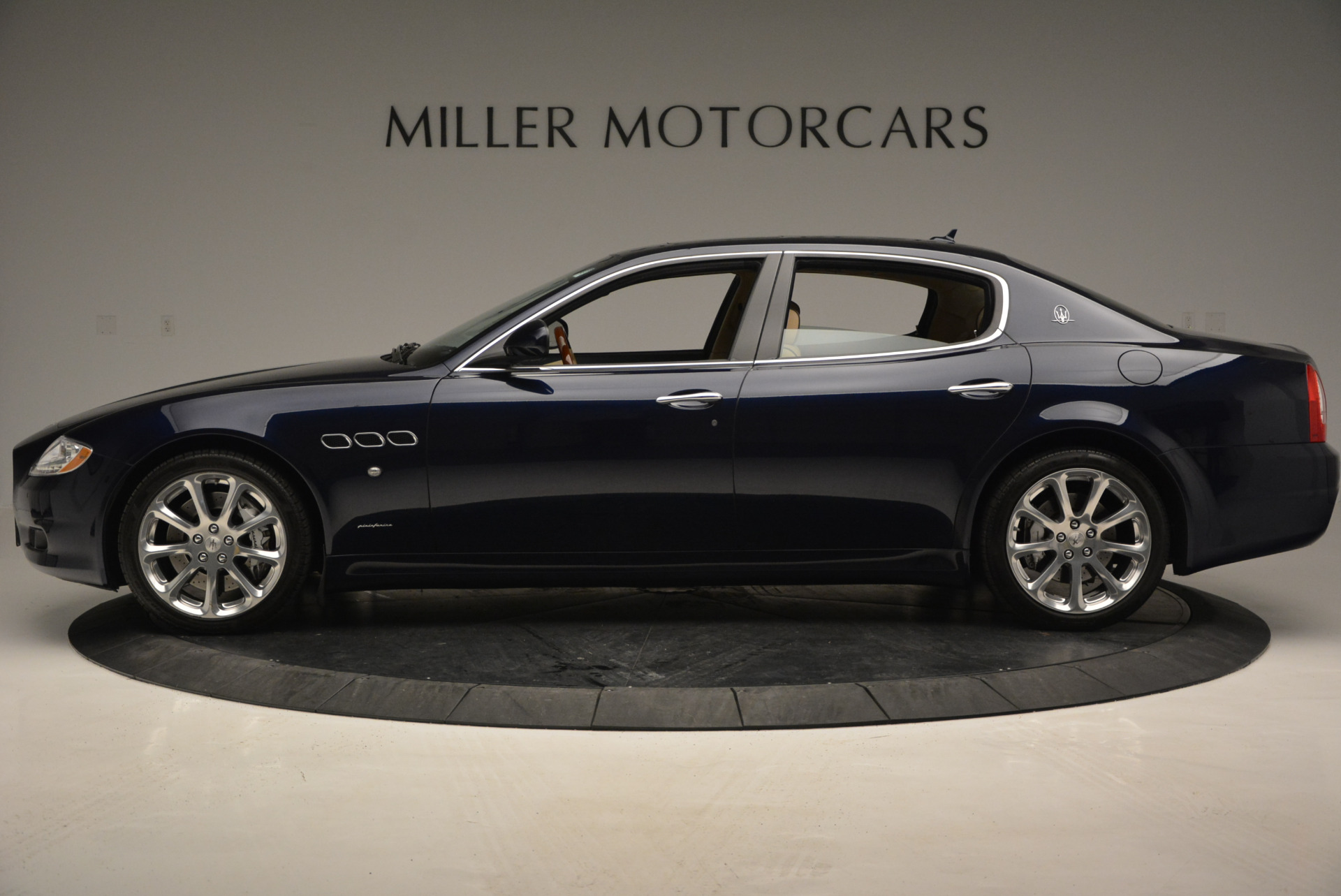 Used 2010 Maserati Quattroporte S For Sale In Westport, CT 795_p3