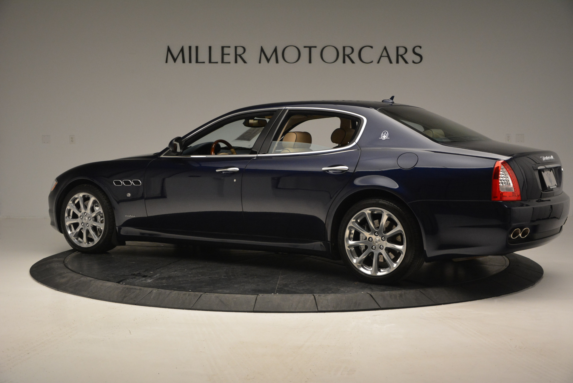 Used 2010 Maserati Quattroporte S For Sale In Westport, CT 795_p4