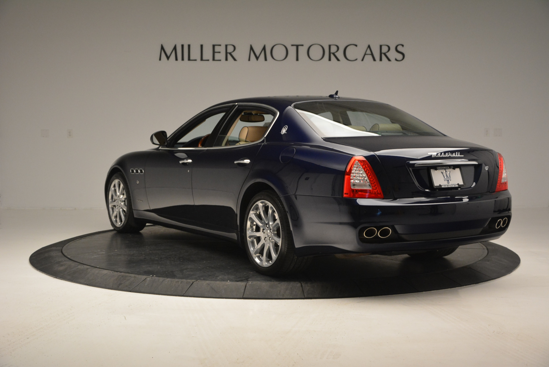Used 2010 Maserati Quattroporte S For Sale In Westport, CT 795_p5