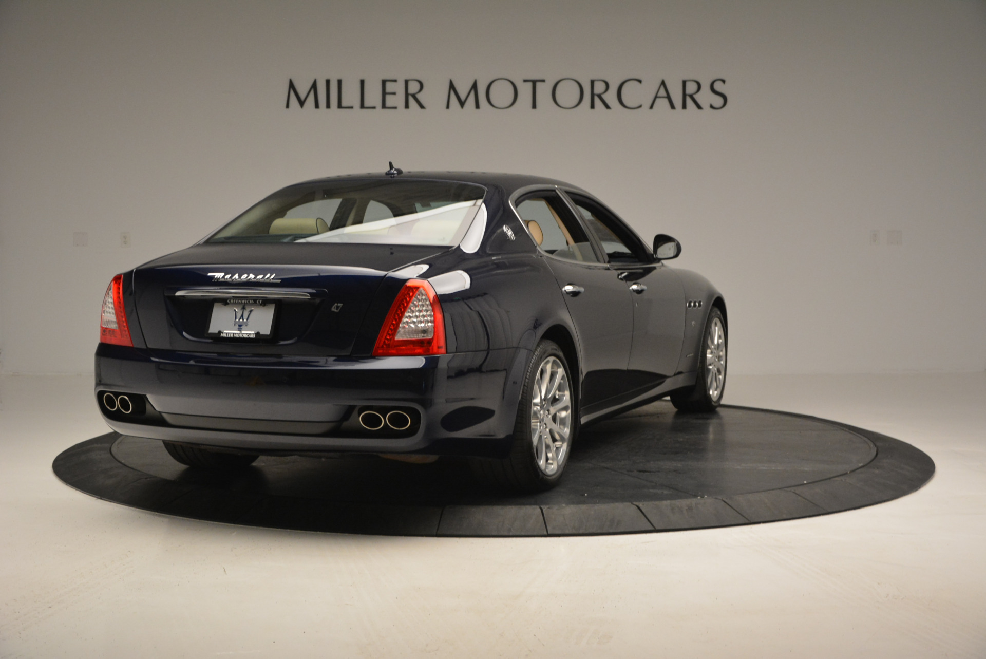 Used 2010 Maserati Quattroporte S For Sale In Westport, CT 795_p7