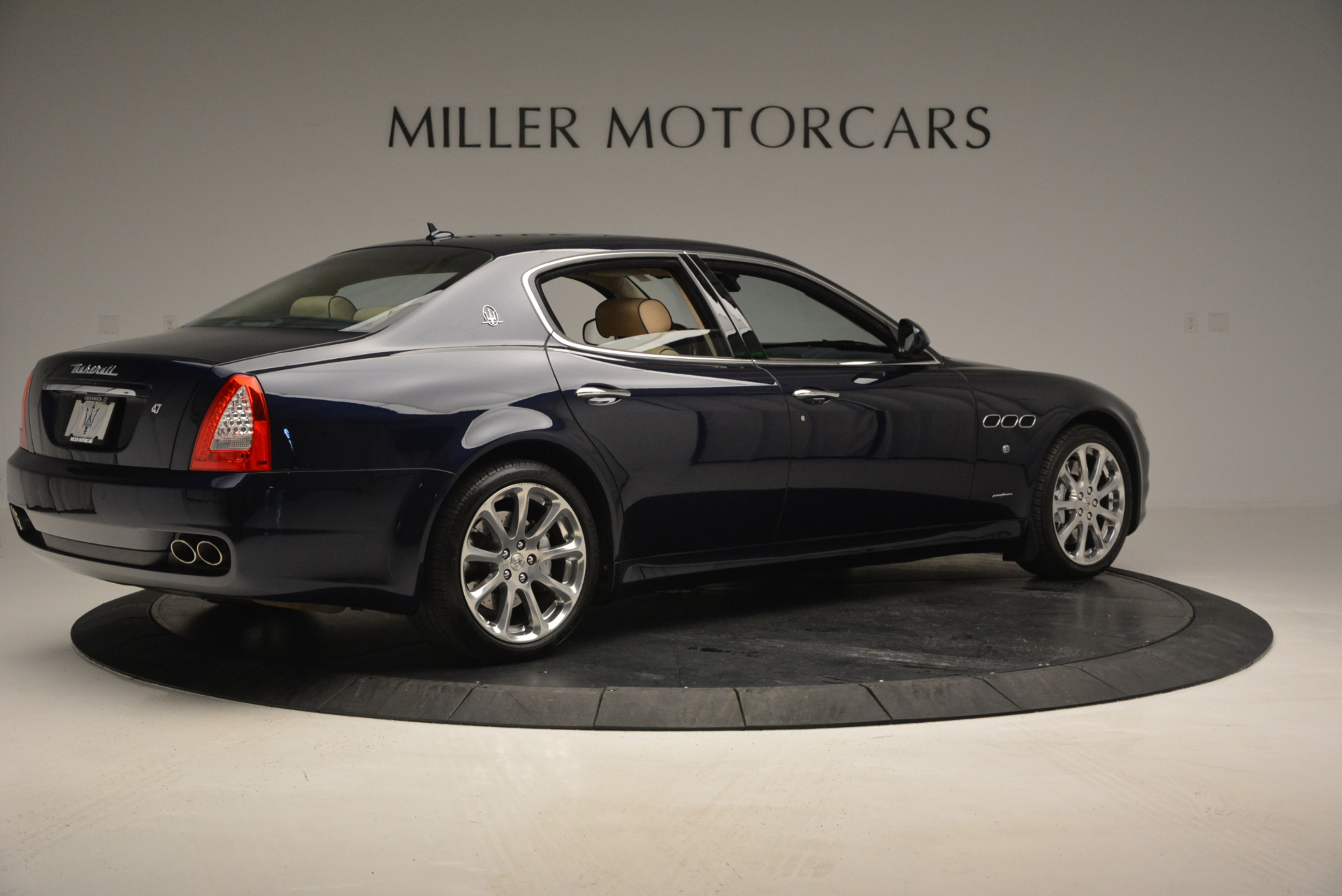 Used 2010 Maserati Quattroporte S For Sale In Westport, CT 795_p8