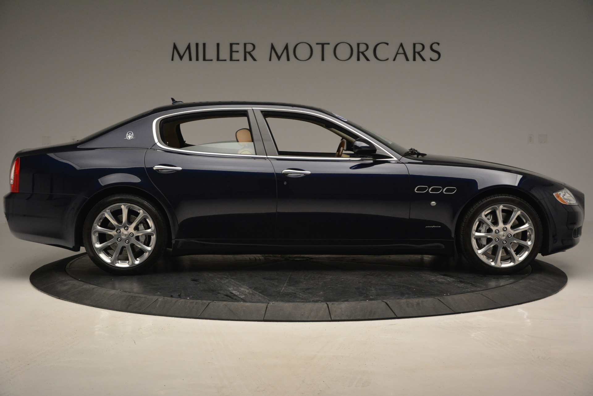 Used 2010 Maserati Quattroporte S For Sale In Westport, CT 795_p9