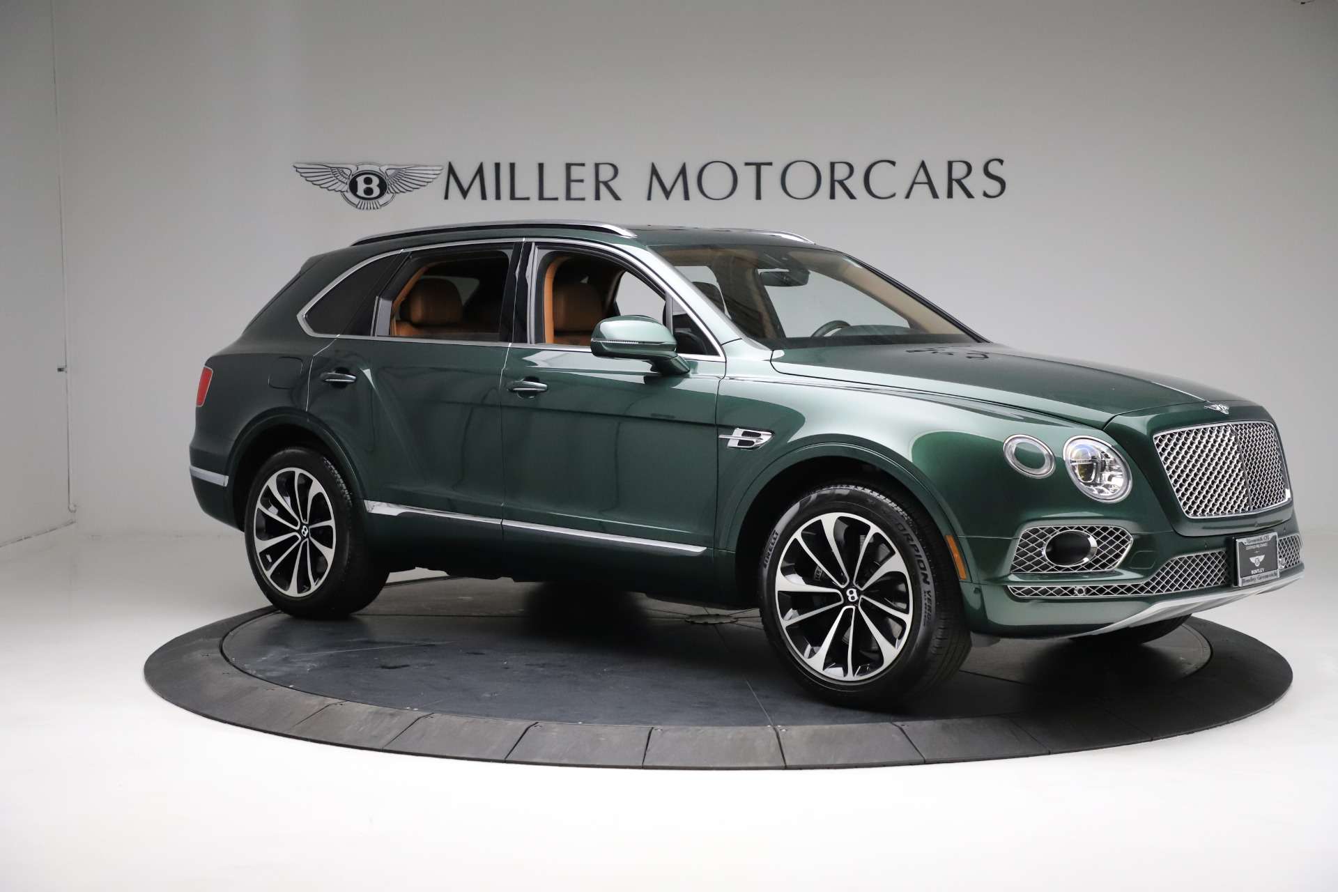 New 2017 Bentley Bentayga  For Sale In Westport, CT 796_p10