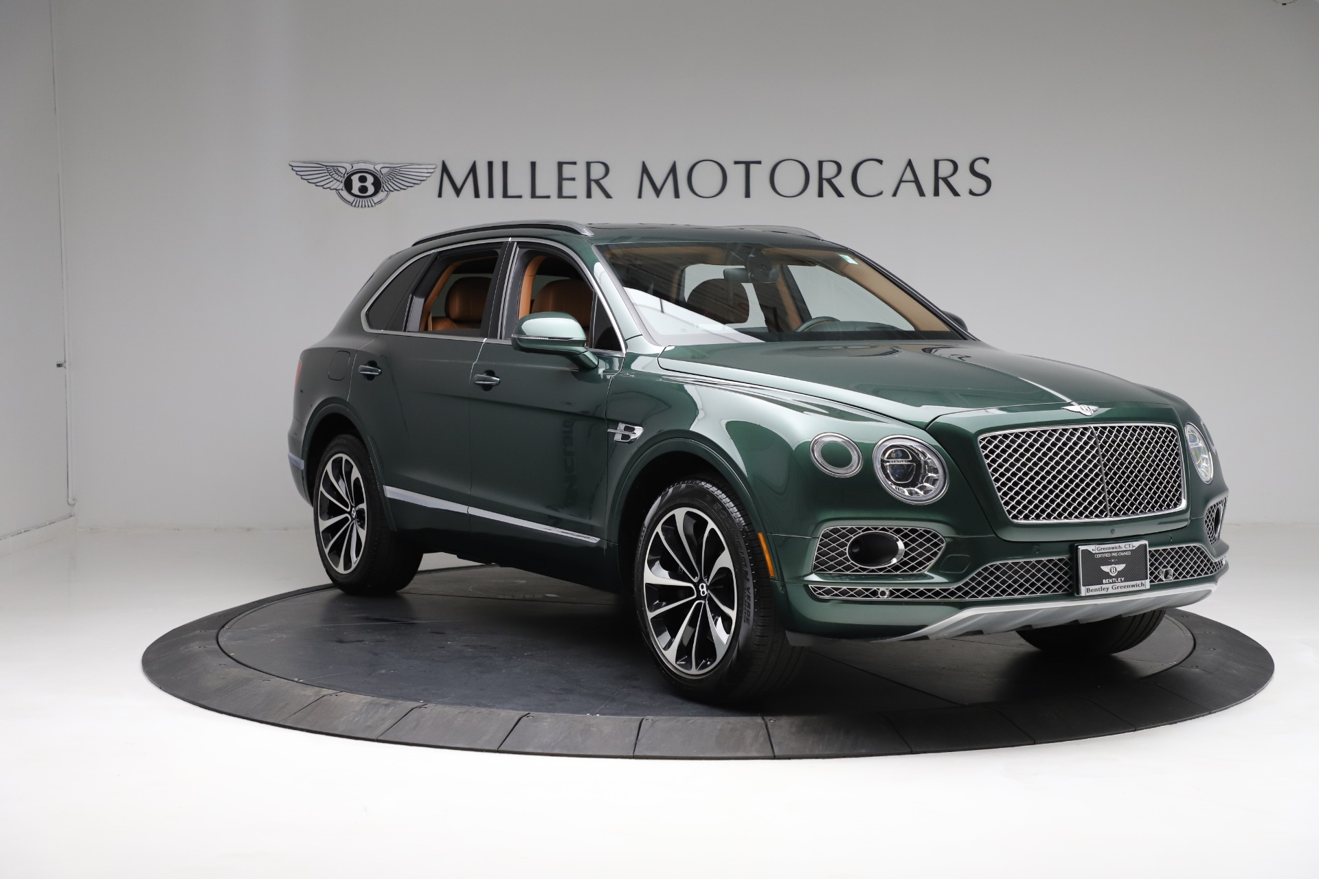 New 2017 Bentley Bentayga  For Sale In Westport, CT 796_p11