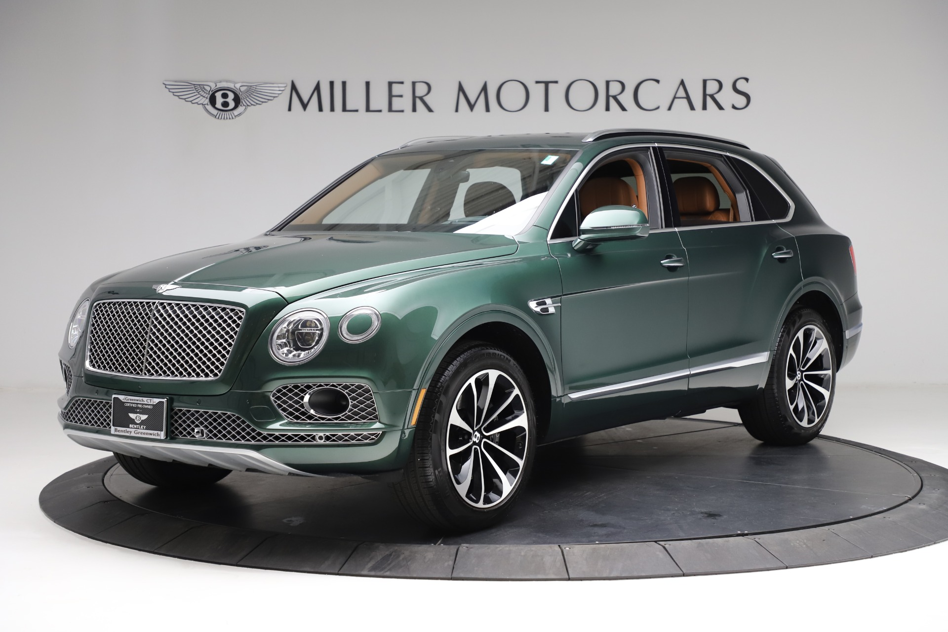 New 2017 Bentley Bentayga  For Sale In Westport, CT 796_p2