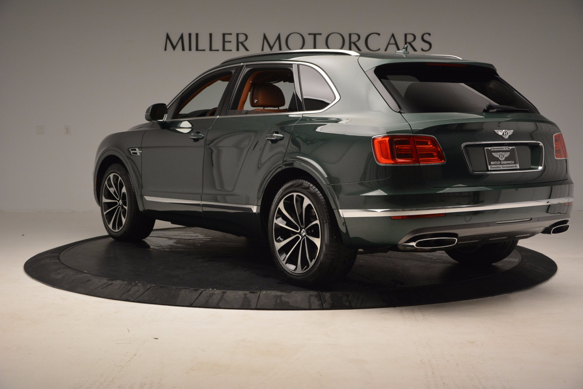 New 2017 Bentley Bentayga  For Sale In Westport, CT 796_p5