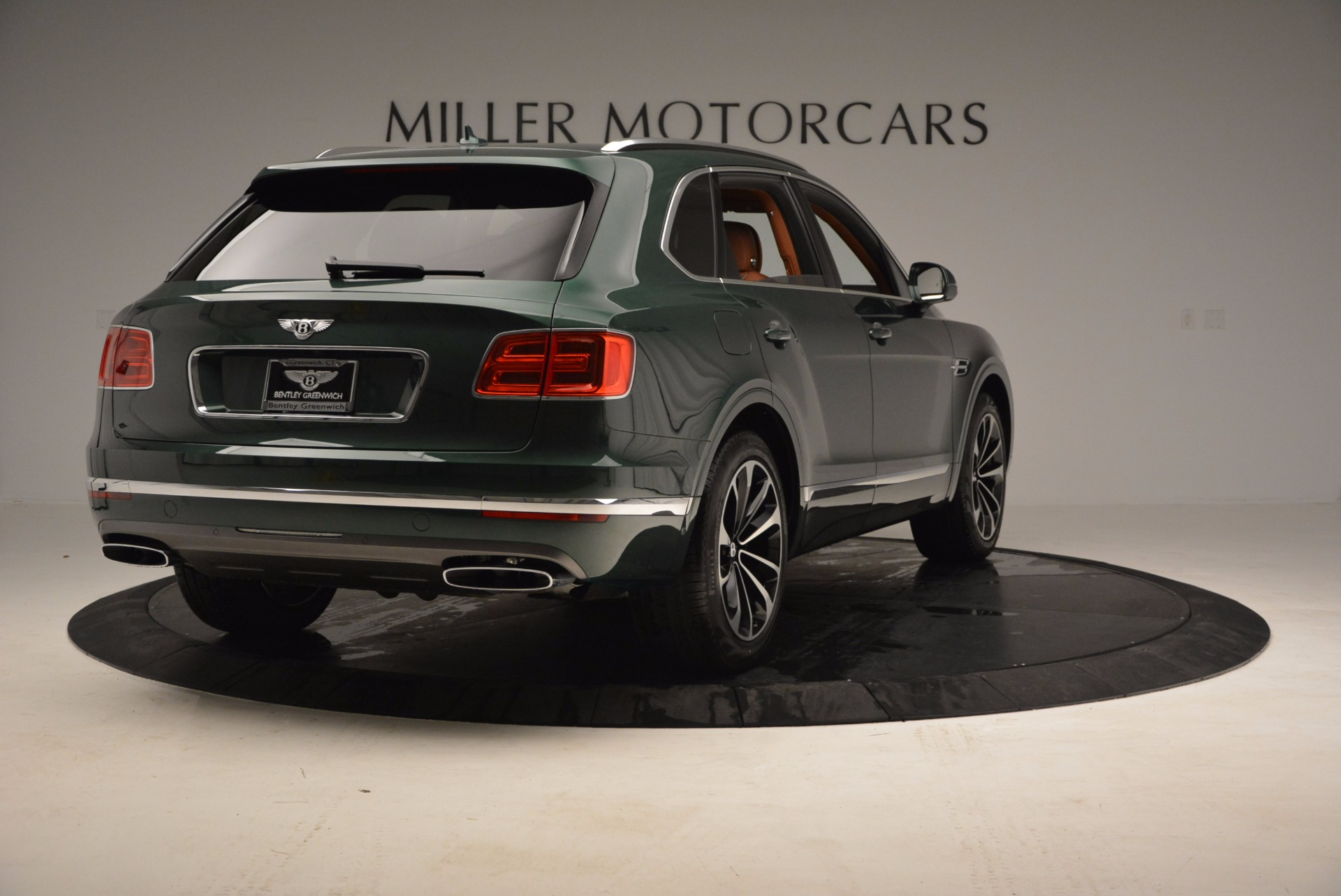 New 2017 Bentley Bentayga  For Sale In Westport, CT 796_p7