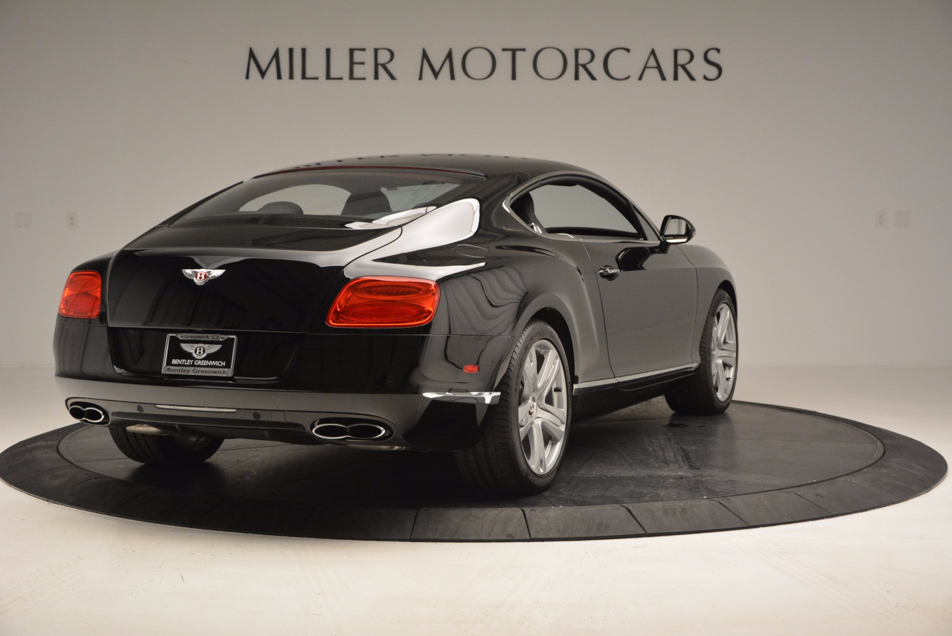 Used 2013 Bentley Continental GT V8 For Sale In Westport, CT 797_p7