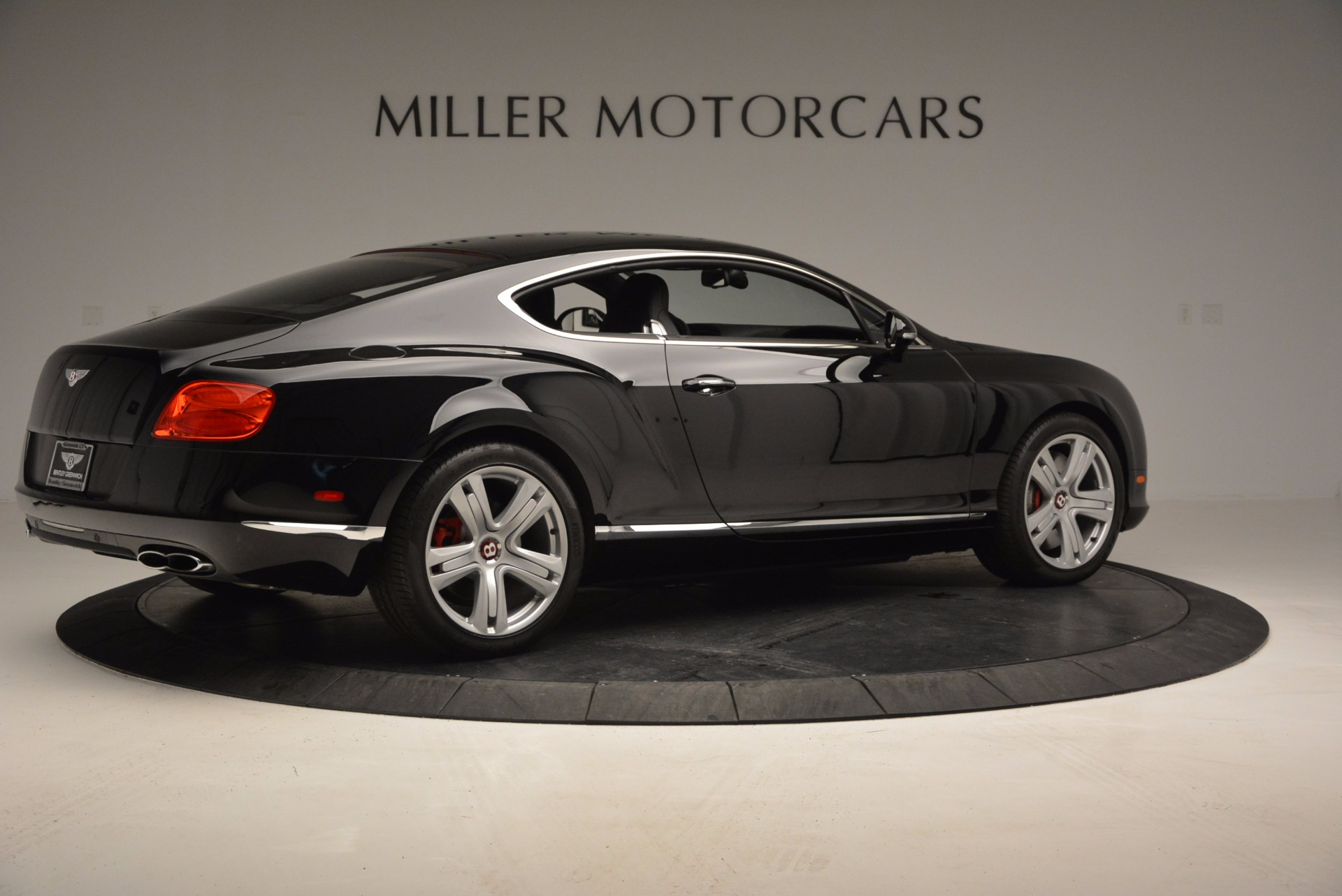 Used 2013 Bentley Continental GT V8 For Sale In Westport, CT 797_p8