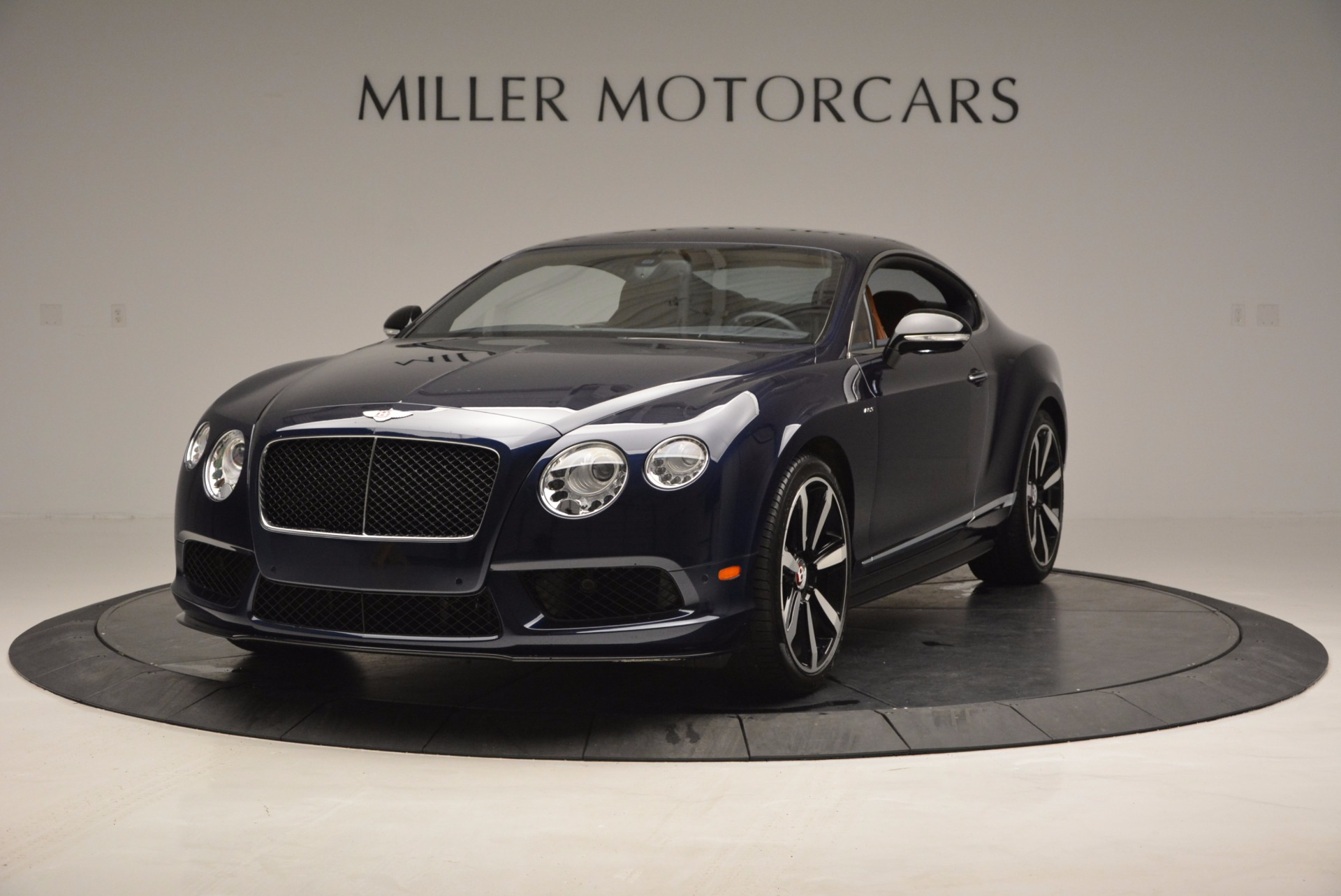 Used 2015 Bentley Continental GT V8 S For Sale In Westport, CT
