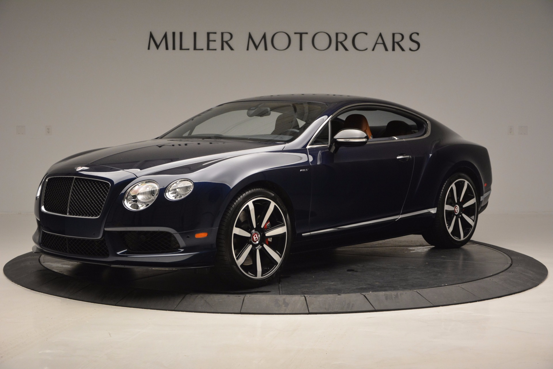 Used 2015 Bentley Continental GT V8 S For Sale In Westport, CT 798_p2