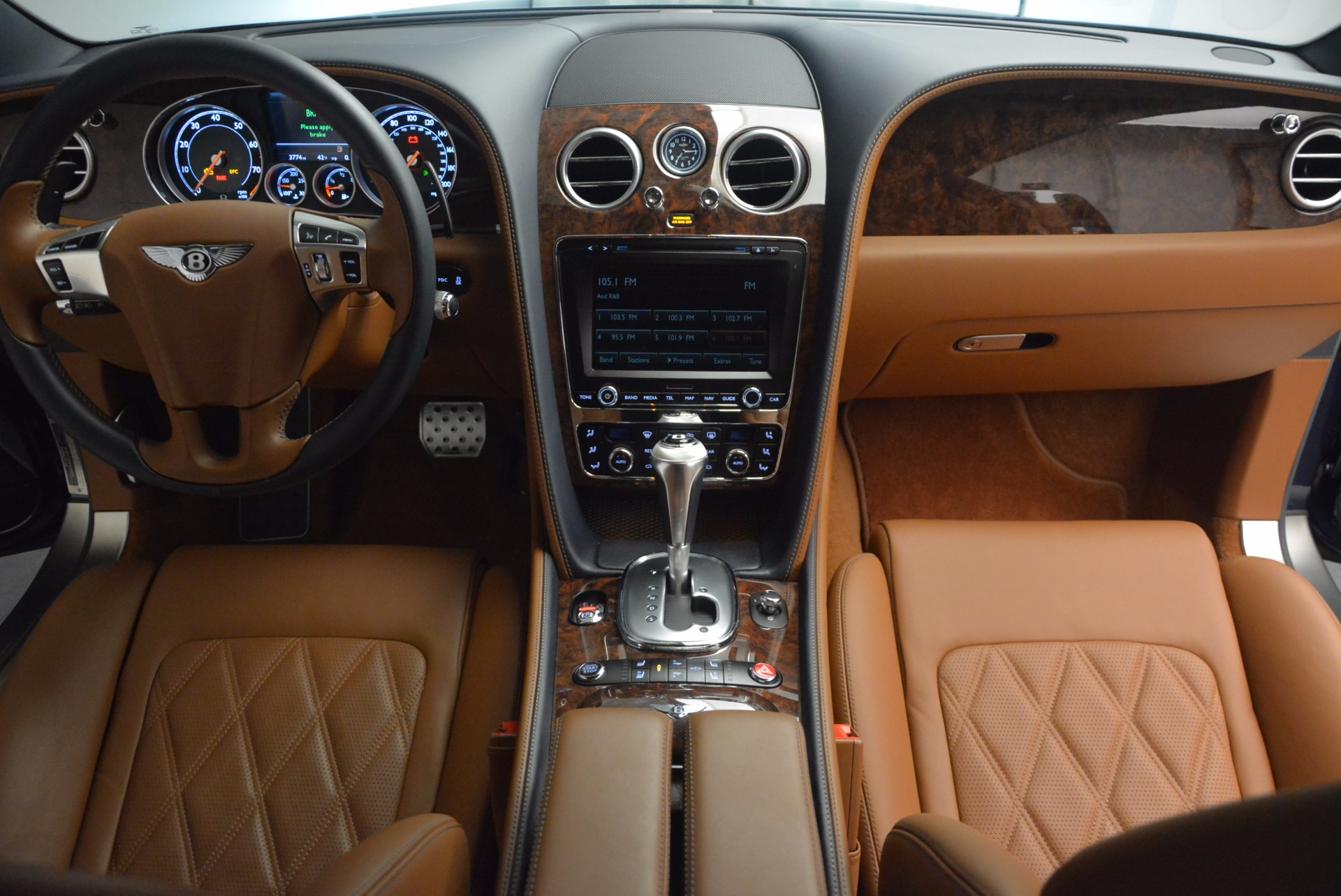 Used 2015 Bentley Continental GT V8 S For Sale In Westport, CT 798_p34