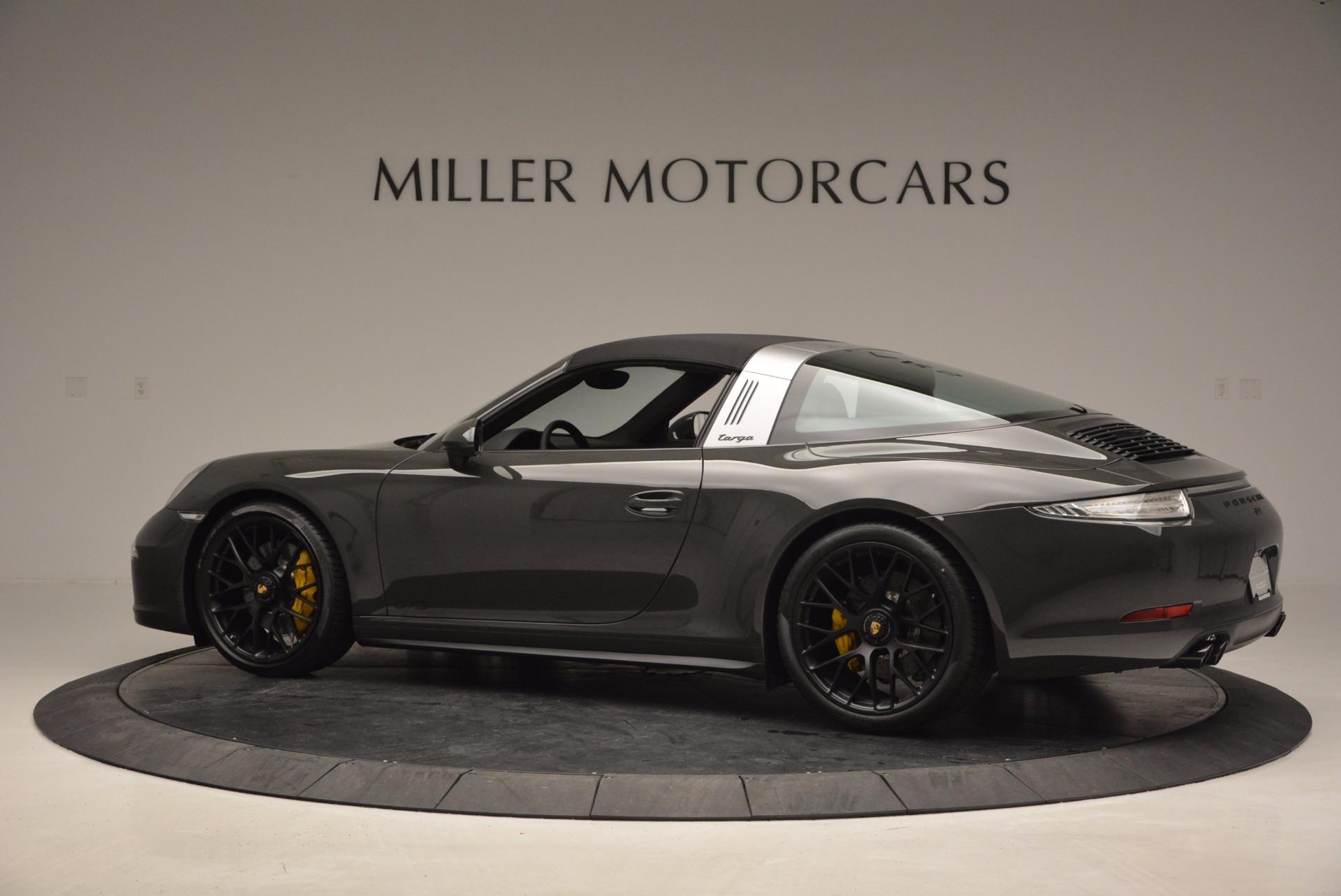 Used 2016 Porsche 911 Targa 4 GTS For Sale In Westport, CT 799_p15