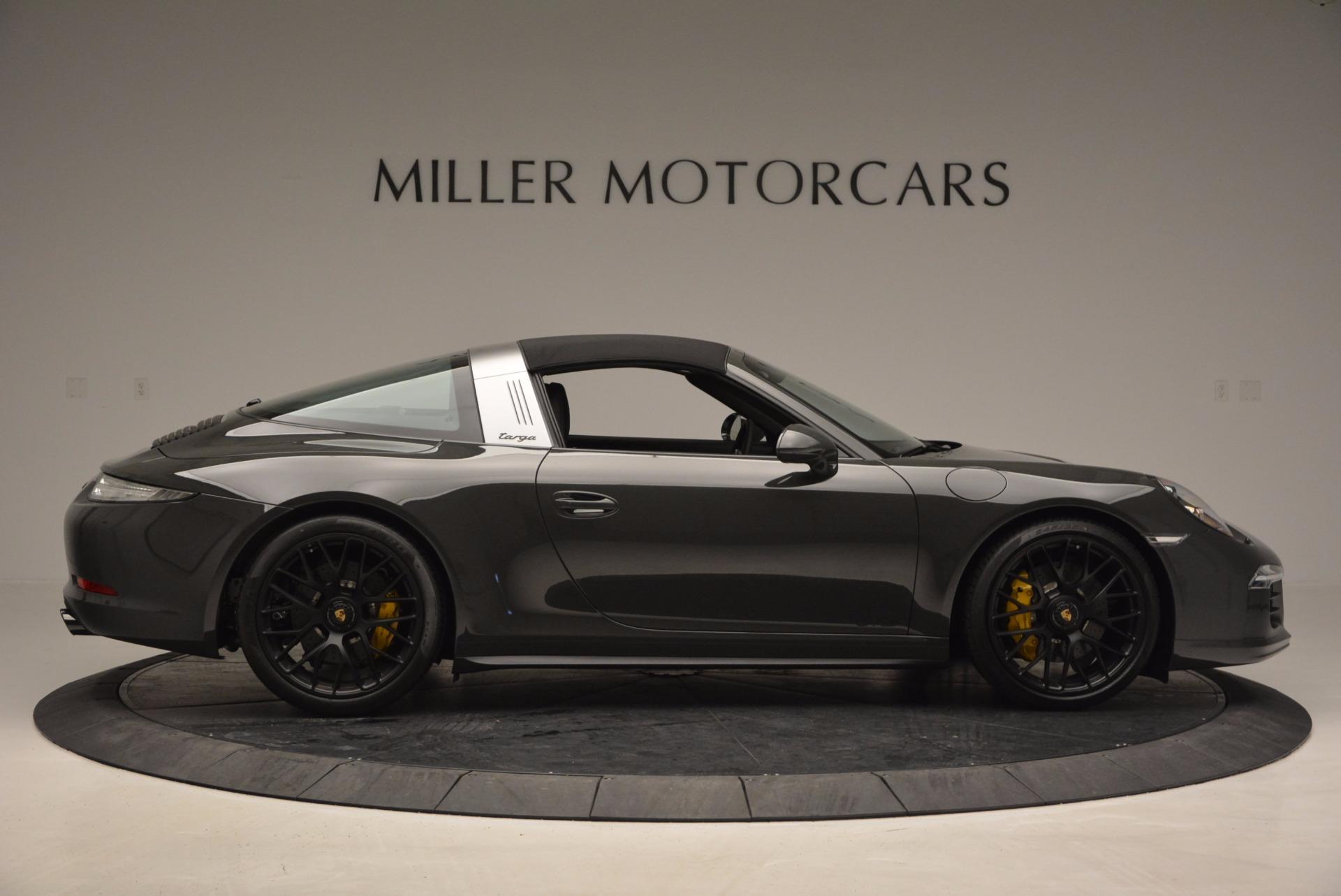 Used 2016 Porsche 911 Targa 4 GTS For Sale In Westport, CT 799_p20