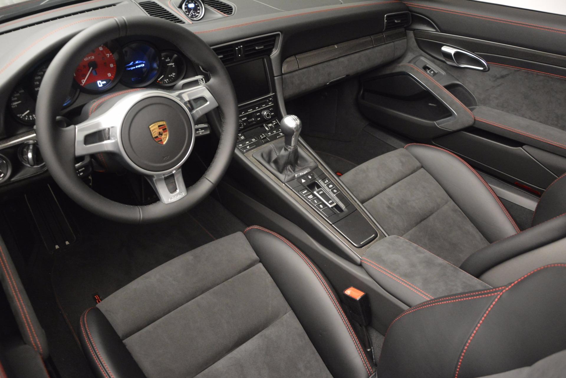 Used 2016 Porsche 911 Targa 4 GTS For Sale In Westport, CT 799_p24