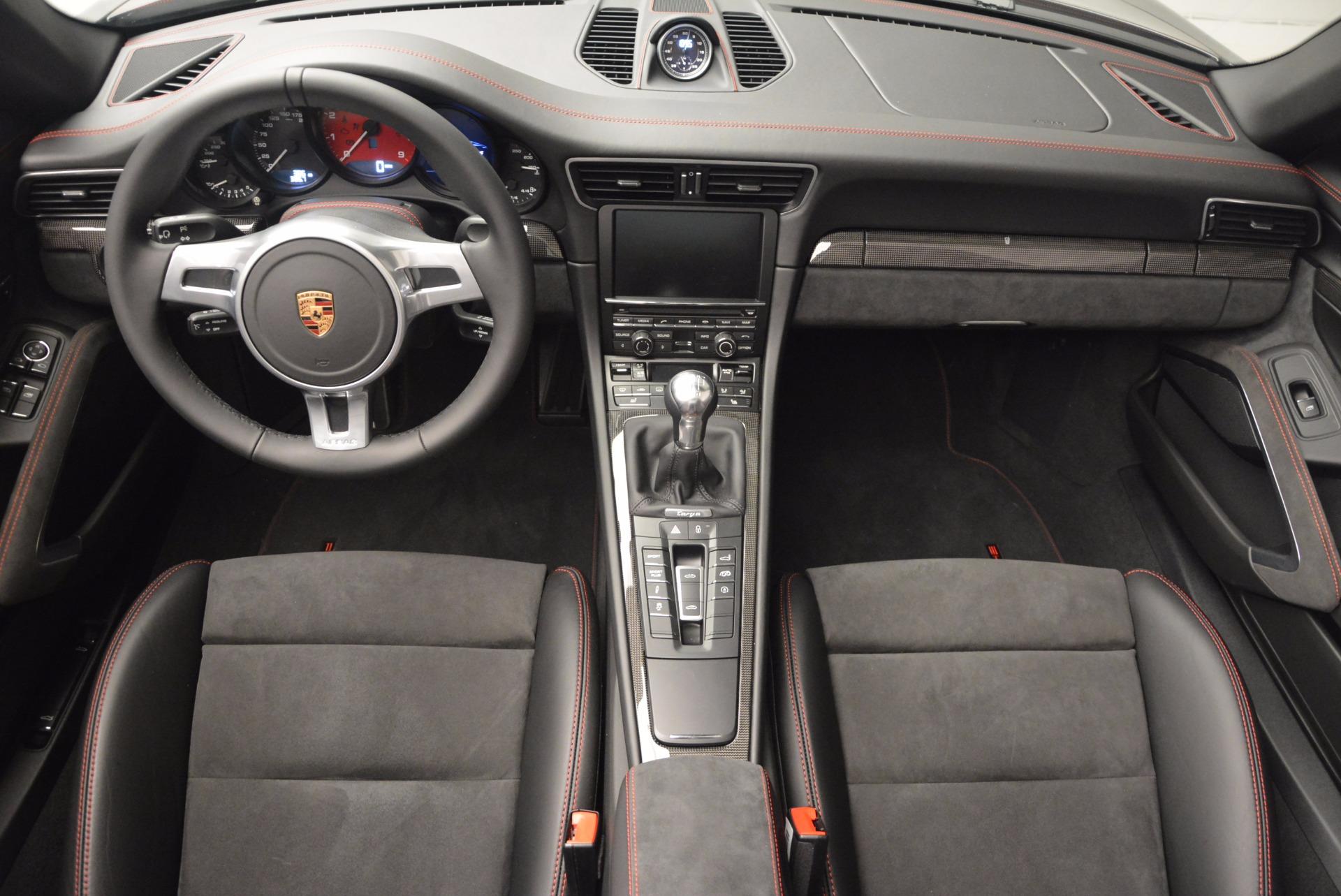 Used 2016 Porsche 911 Targa 4 GTS For Sale In Westport, CT 799_p25
