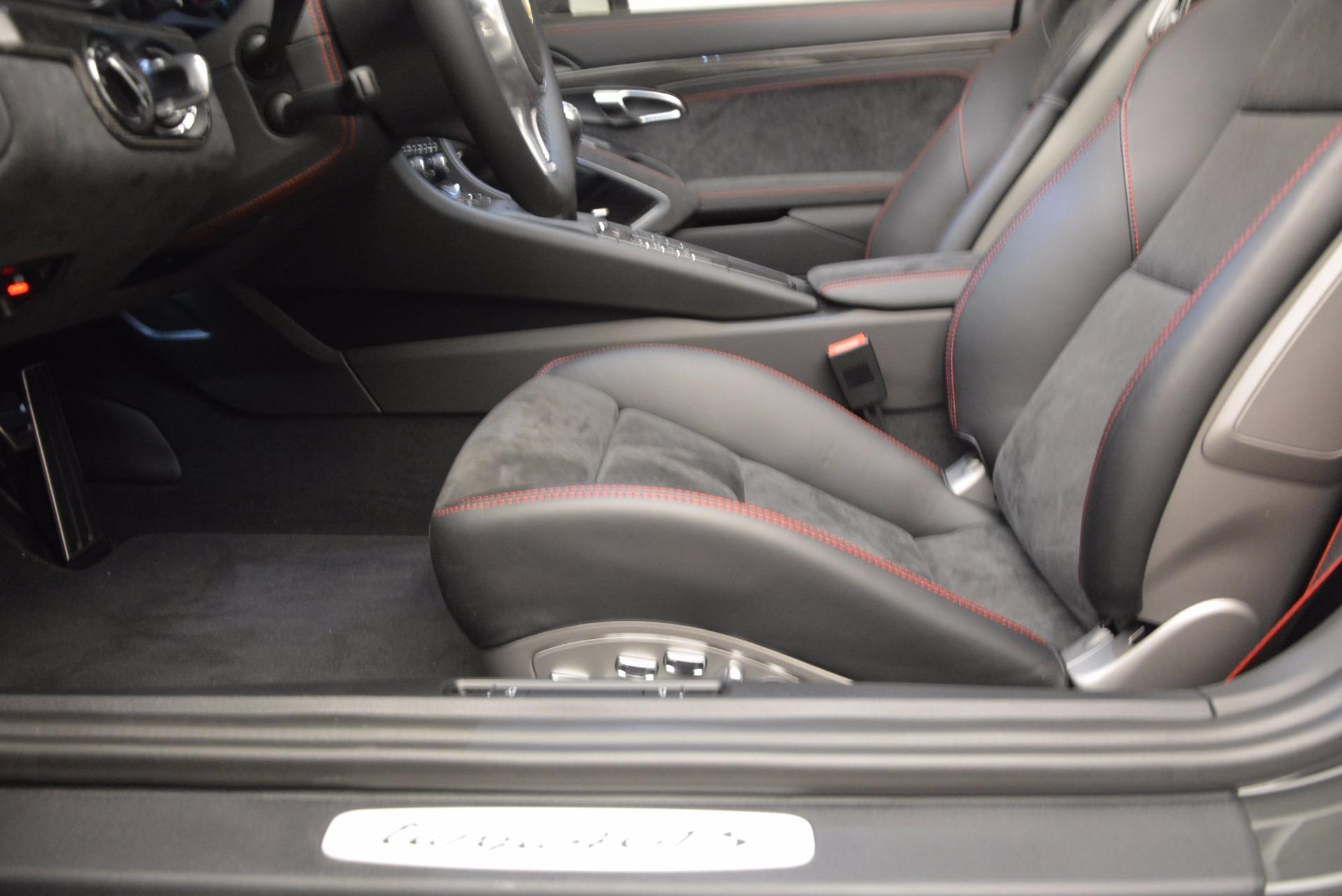 Used 2016 Porsche 911 Targa 4 GTS For Sale In Westport, CT 799_p28
