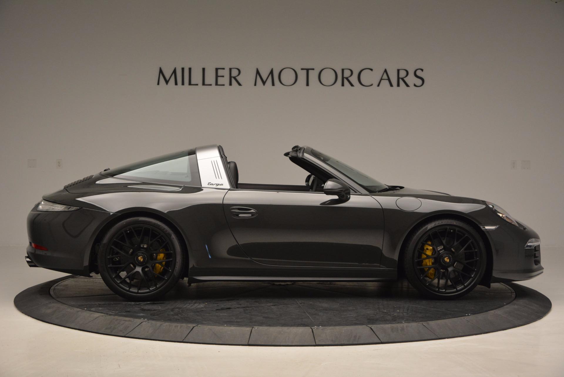 Used 2016 Porsche 911 Targa 4 GTS For Sale In Westport, CT 799_p9