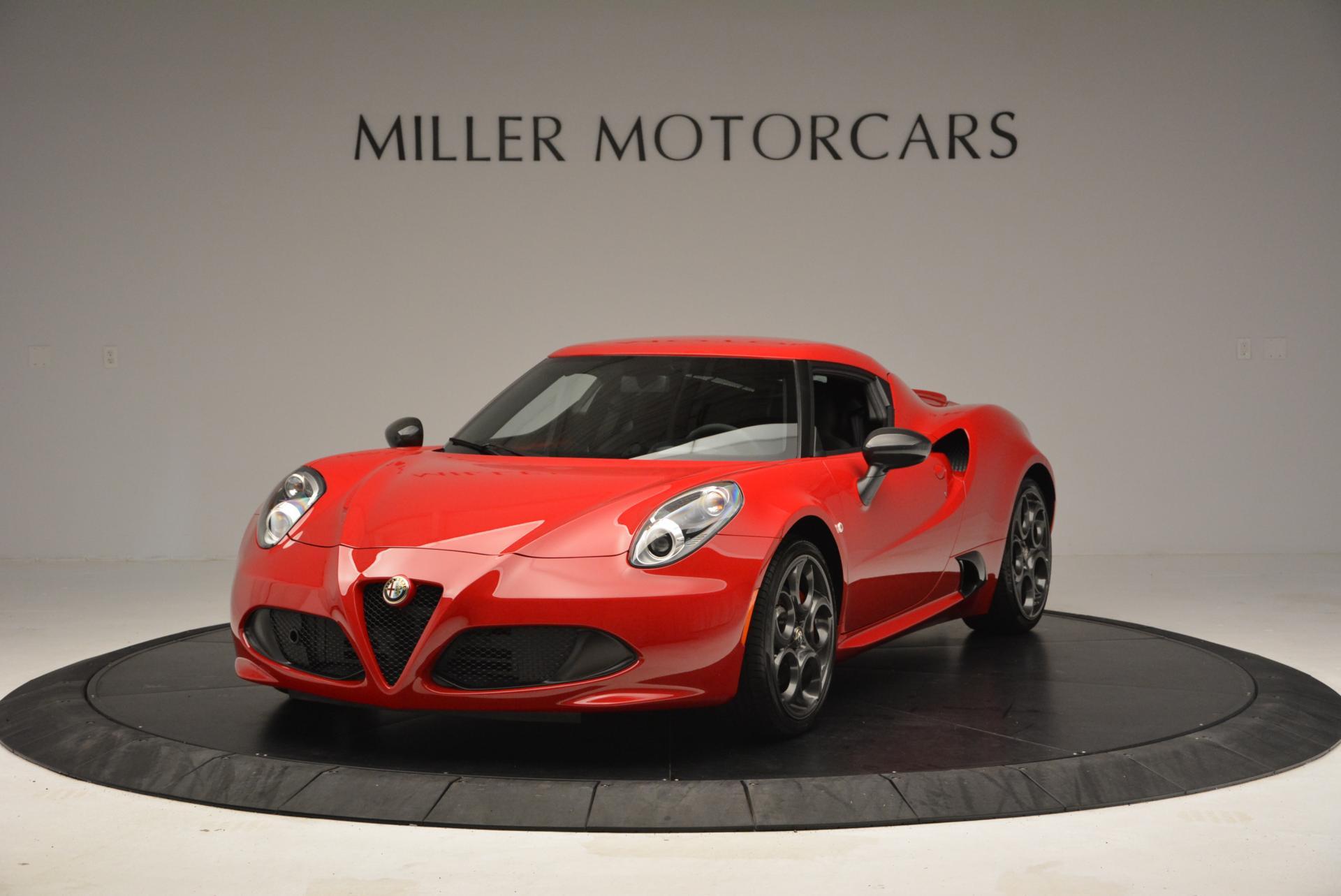 Used 2015 Alfa Romeo 4C  For Sale In Westport, CT 8_main