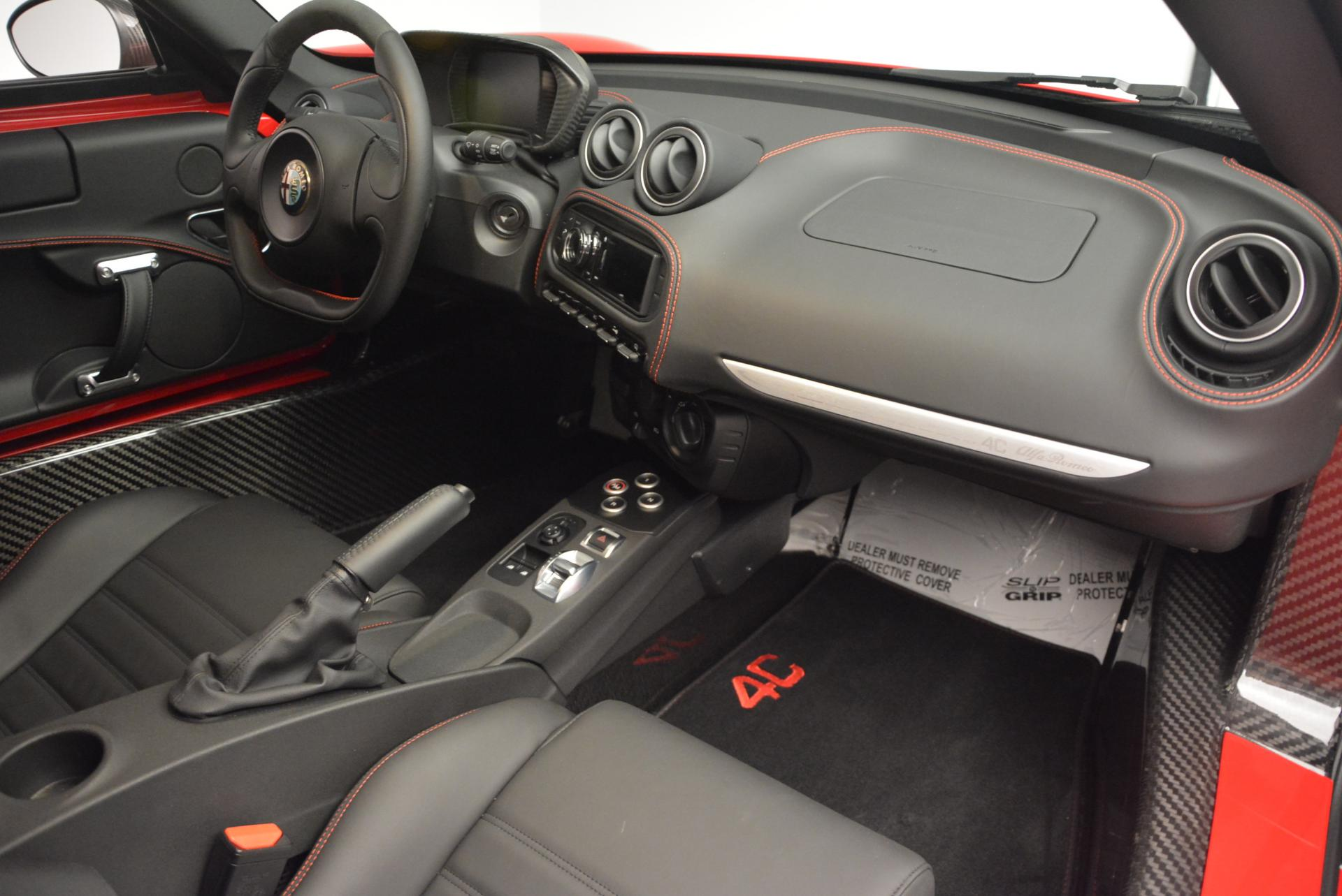 Used 2015 Alfa Romeo 4C  For Sale In Westport, CT 8_p20