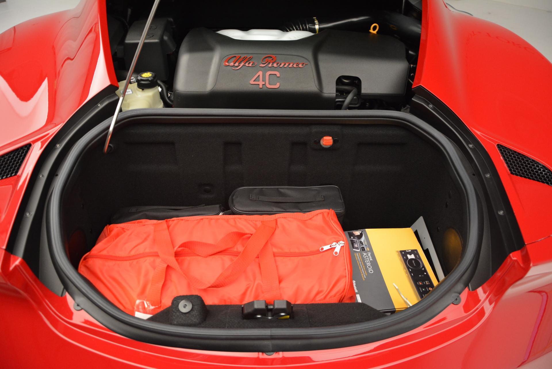 Used 2015 Alfa Romeo 4C  For Sale In Westport, CT 8_p23