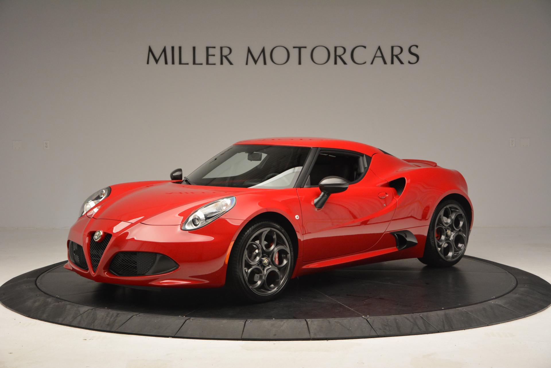 Used 2015 Alfa Romeo 4C  For Sale In Westport, CT 8_p2