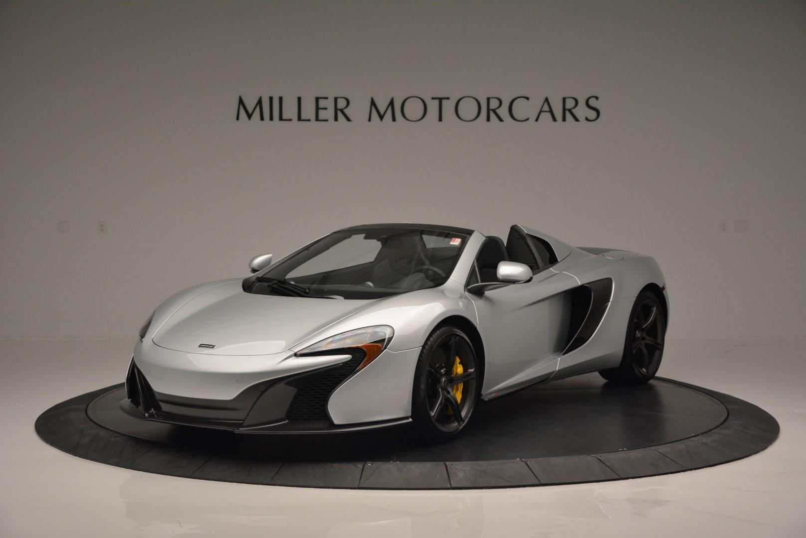 New 2016 McLaren 650S Spider  For Sale In Westport, CT