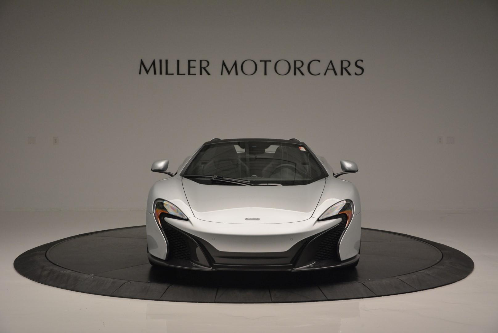 New 2016 McLaren 650S Spider  For Sale In Westport, CT 80_p10
