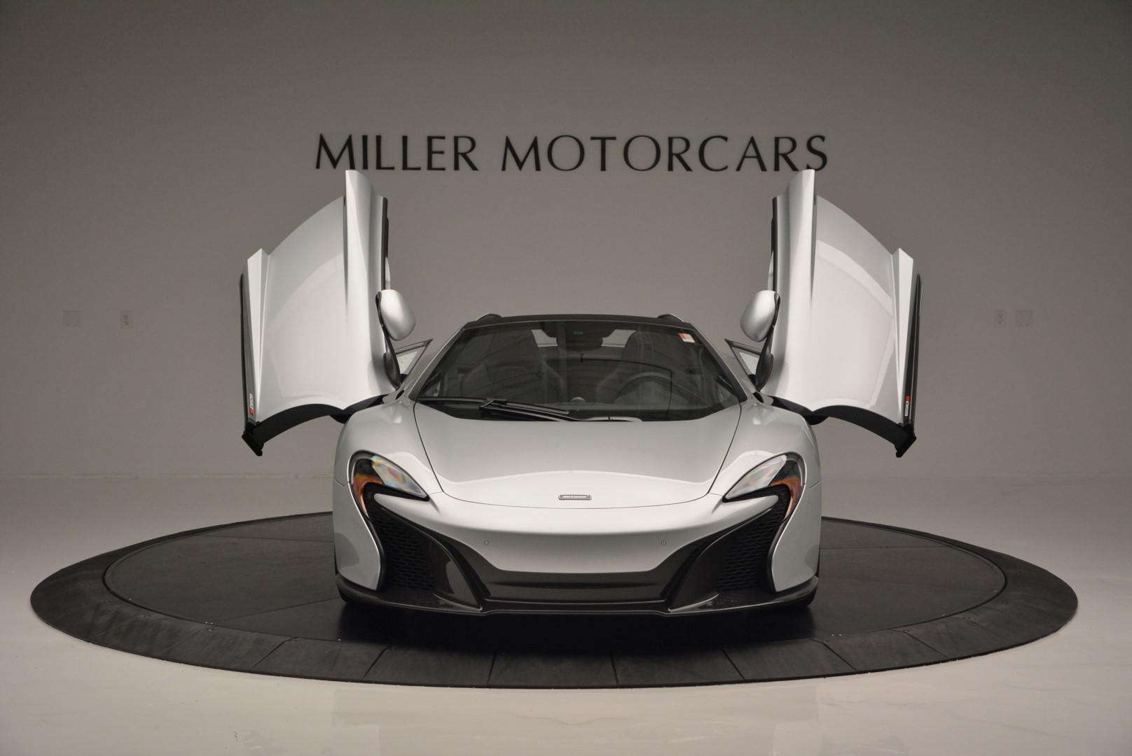 New 2016 McLaren 650S Spider  For Sale In Westport, CT 80_p11