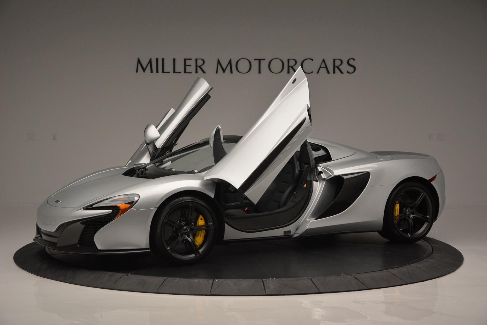 New 2016 McLaren 650S Spider  For Sale In Westport, CT 80_p12