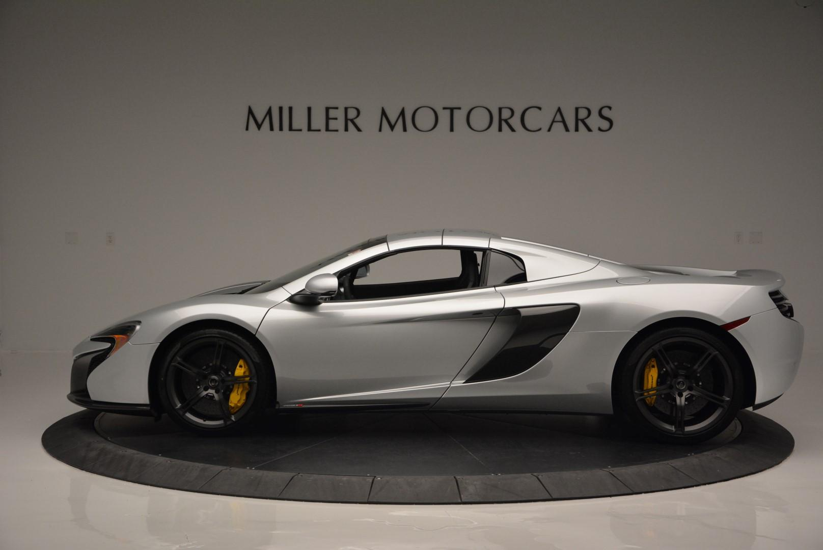 New 2016 McLaren 650S Spider  For Sale In Westport, CT 80_p13