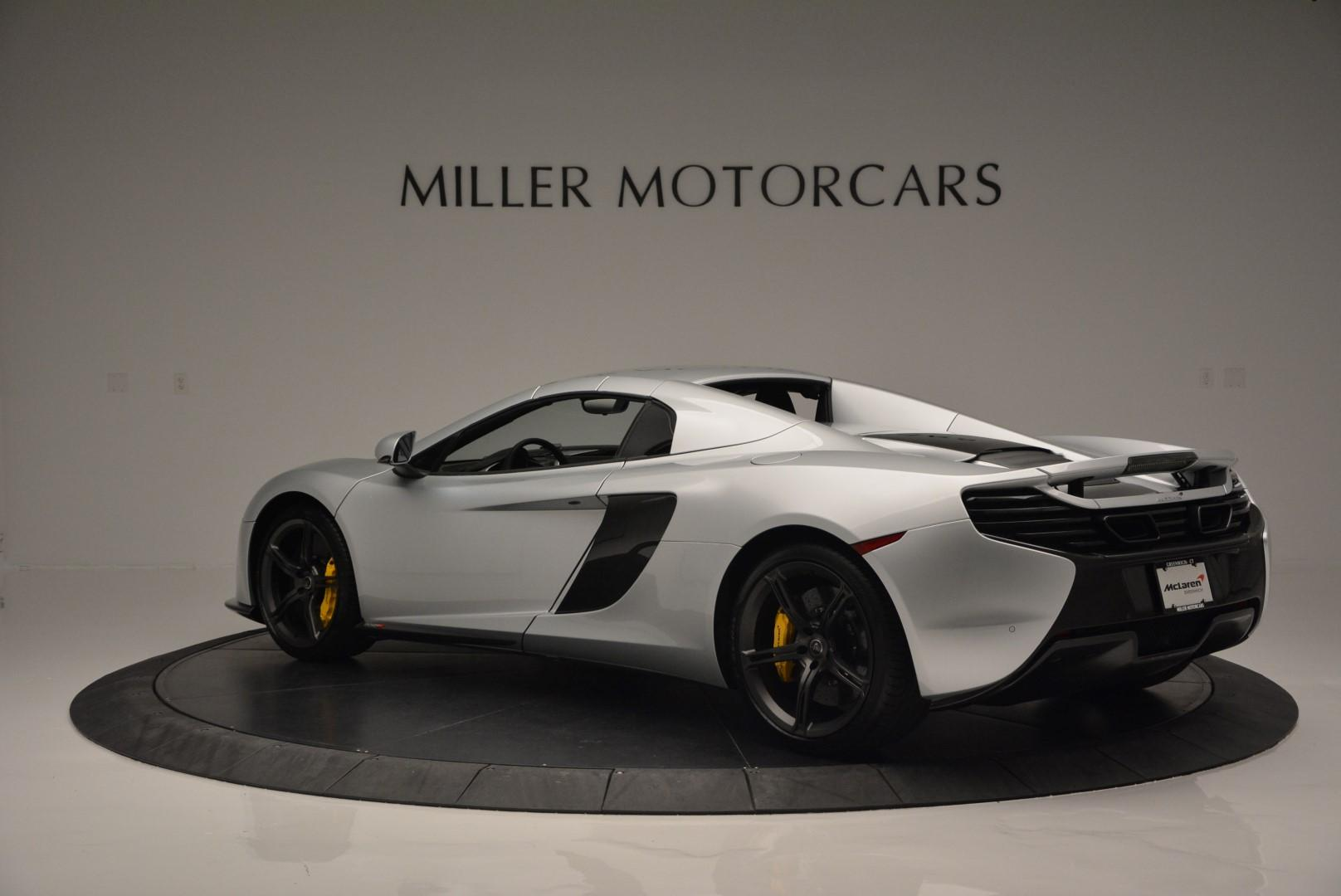 New 2016 McLaren 650S Spider  For Sale In Westport, CT 80_p14