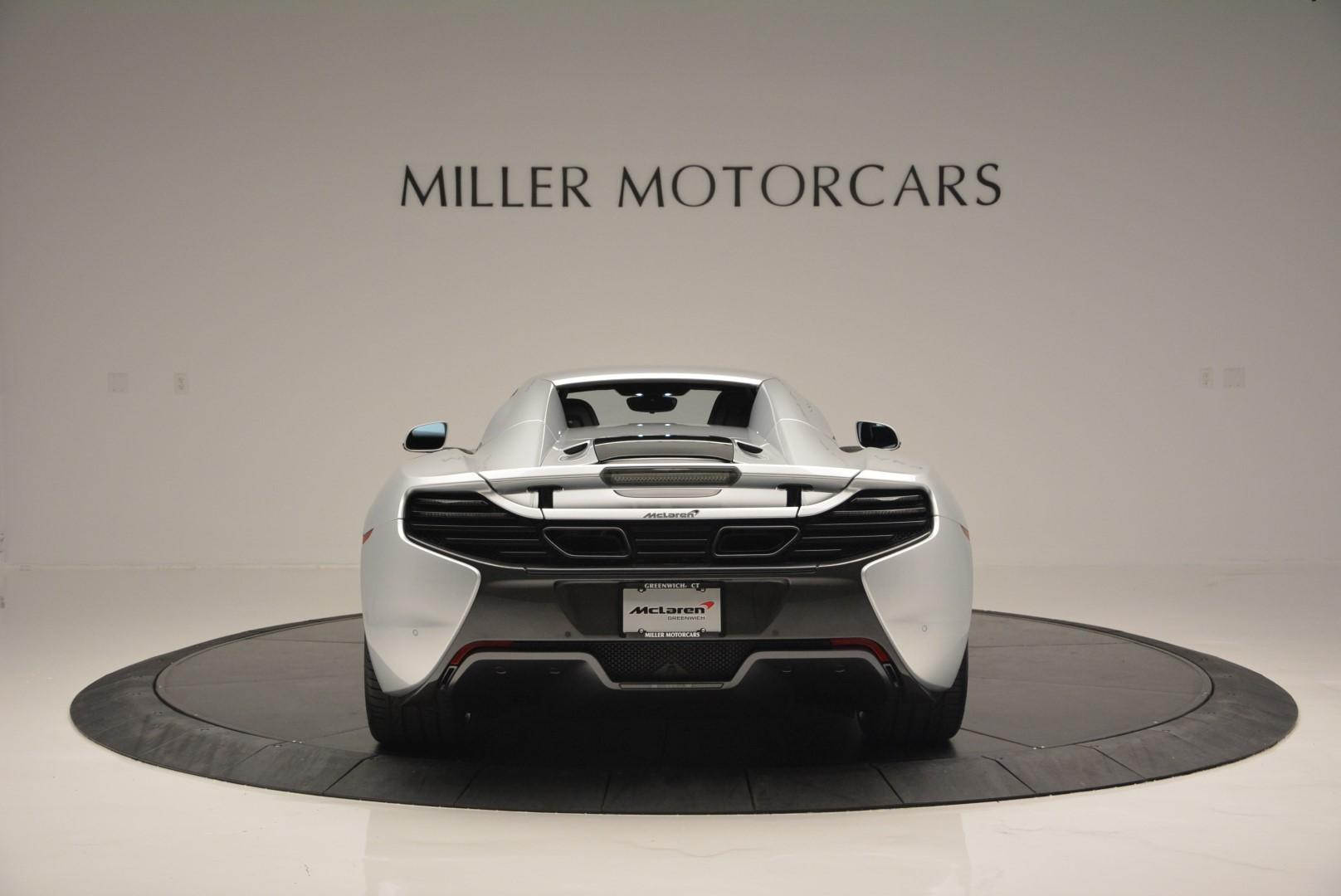 New 2016 McLaren 650S Spider  For Sale In Westport, CT 80_p15