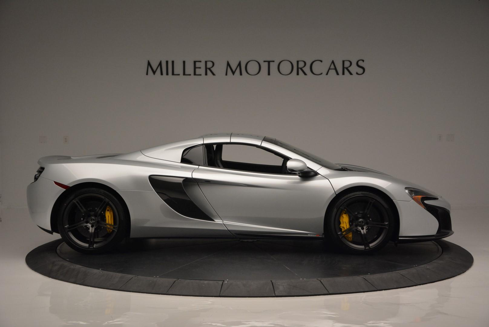 New 2016 McLaren 650S Spider  For Sale In Westport, CT 80_p17
