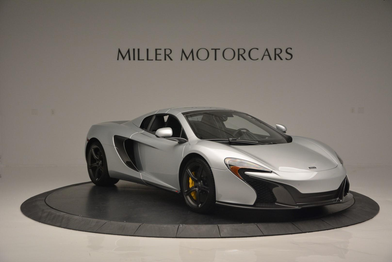 New 2016 McLaren 650S Spider  For Sale In Westport, CT 80_p18