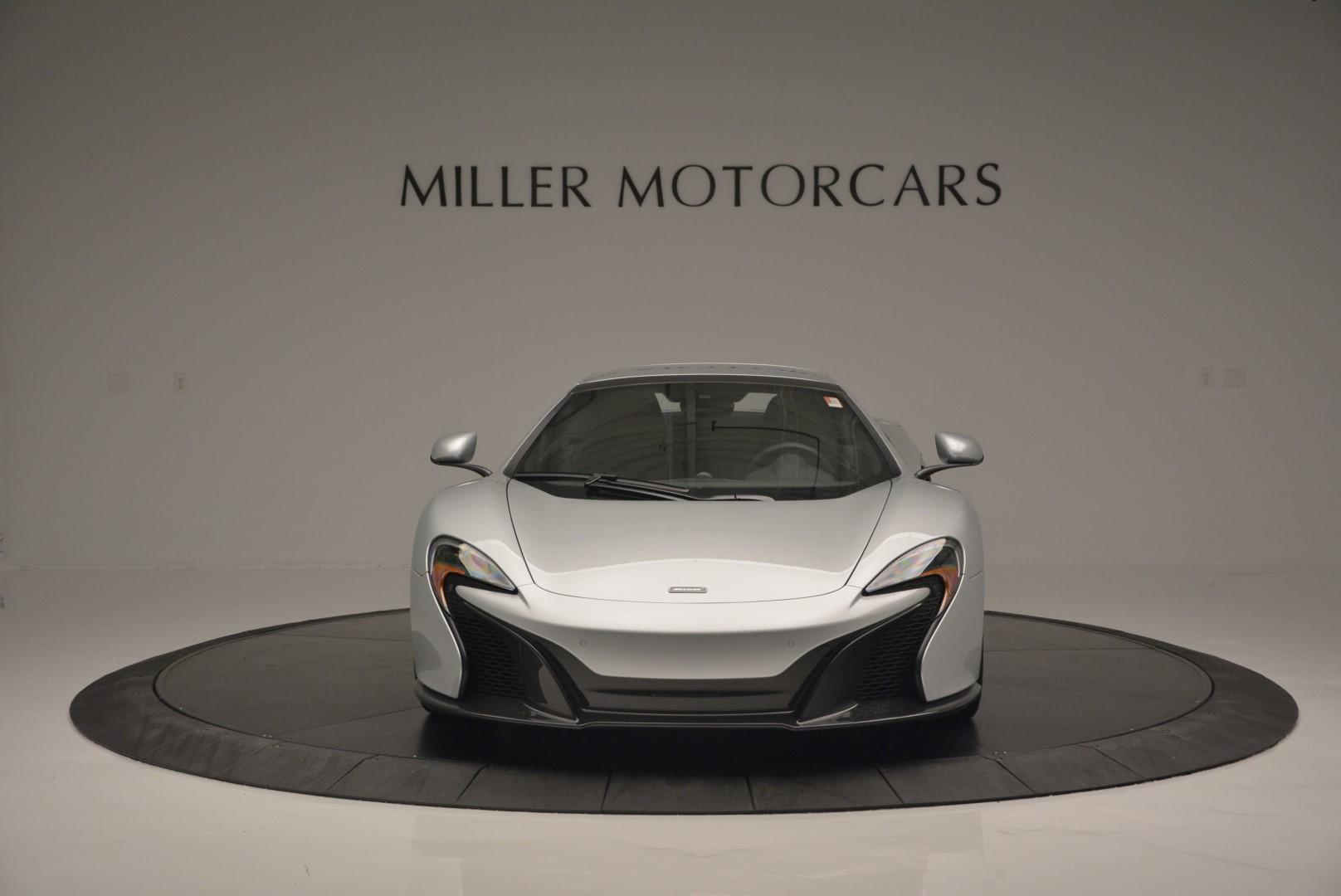 New 2016 McLaren 650S Spider  For Sale In Westport, CT 80_p19