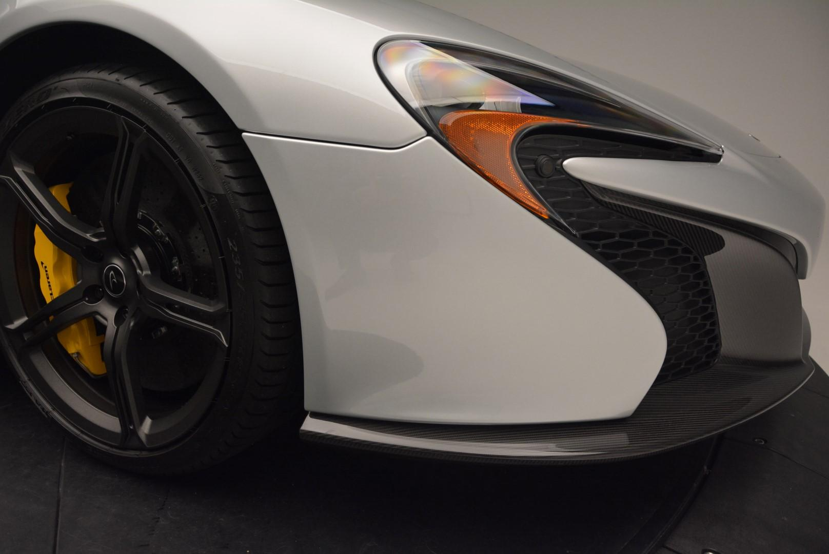 New 2016 McLaren 650S Spider  For Sale In Westport, CT 80_p28