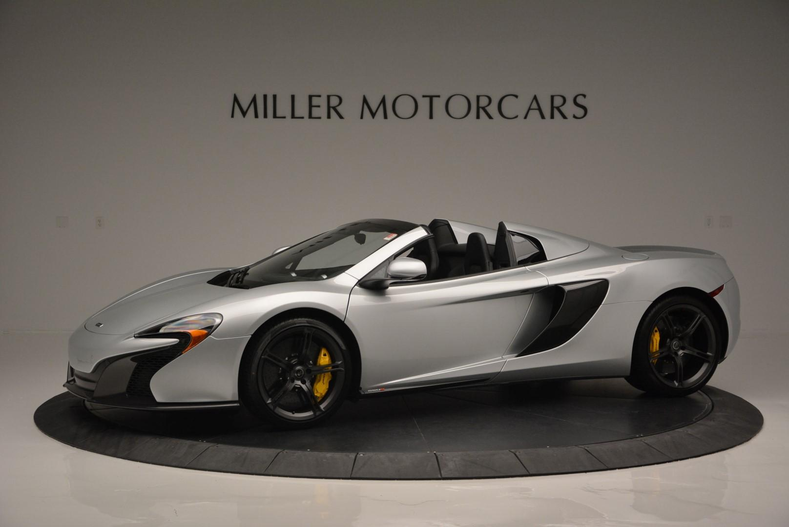New 2016 McLaren 650S Spider  For Sale In Westport, CT 80_p2