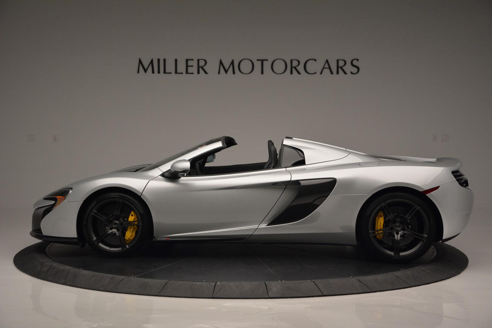 New 2016 McLaren 650S Spider  For Sale In Westport, CT 80_p3
