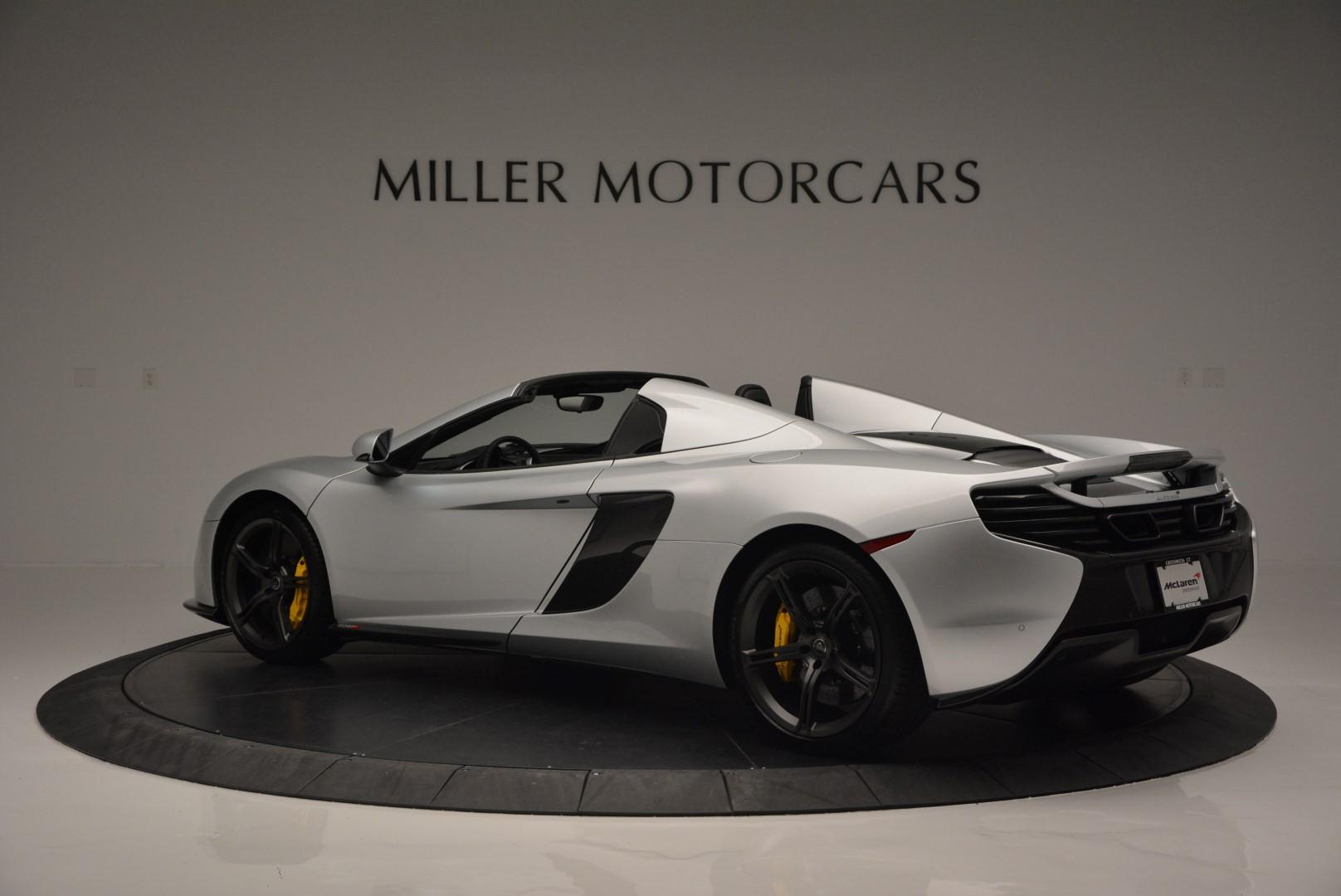 New 2016 McLaren 650S Spider  For Sale In Westport, CT 80_p4