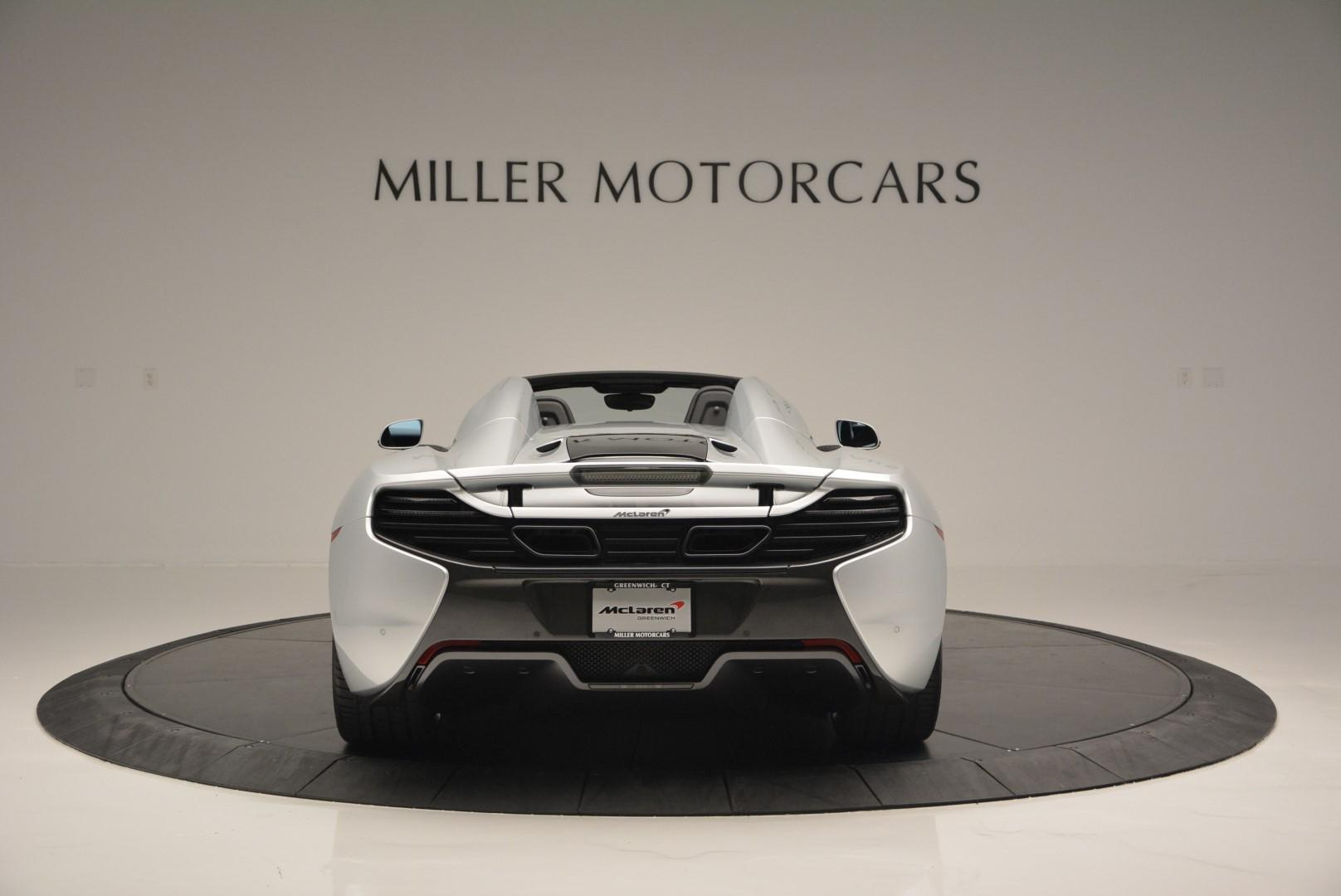 New 2016 McLaren 650S Spider  For Sale In Westport, CT 80_p5