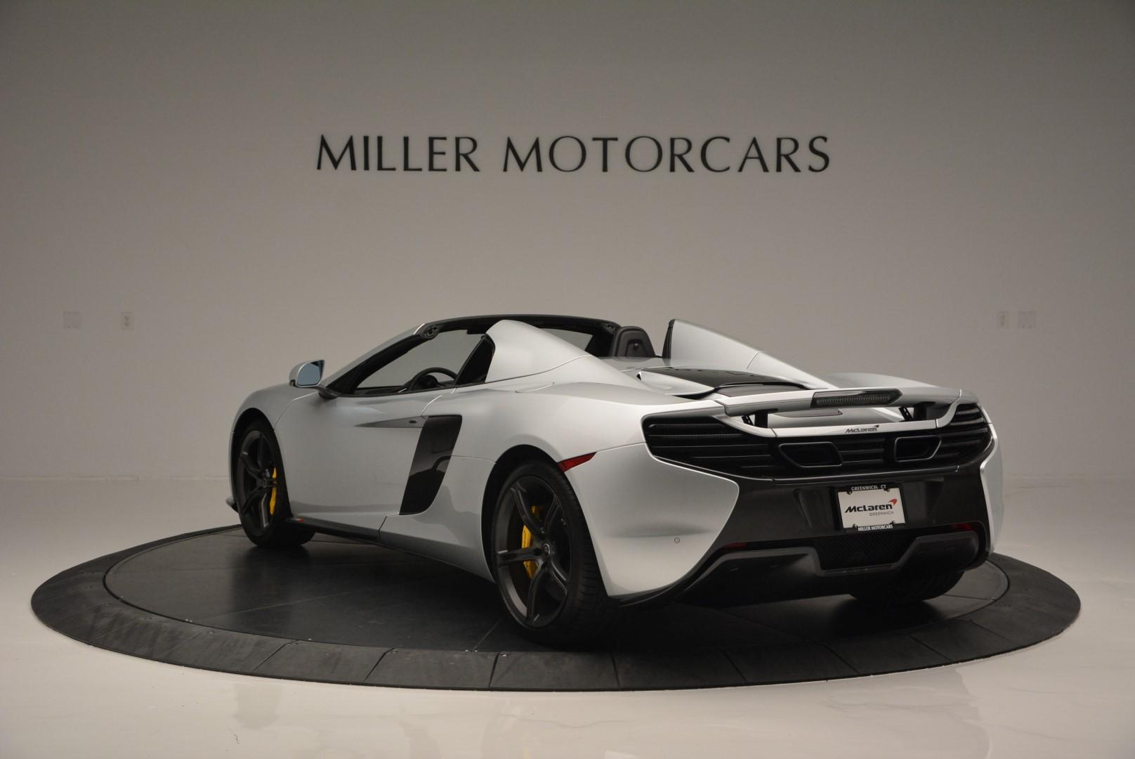 New 2016 McLaren 650S Spider  For Sale In Westport, CT 80_p6