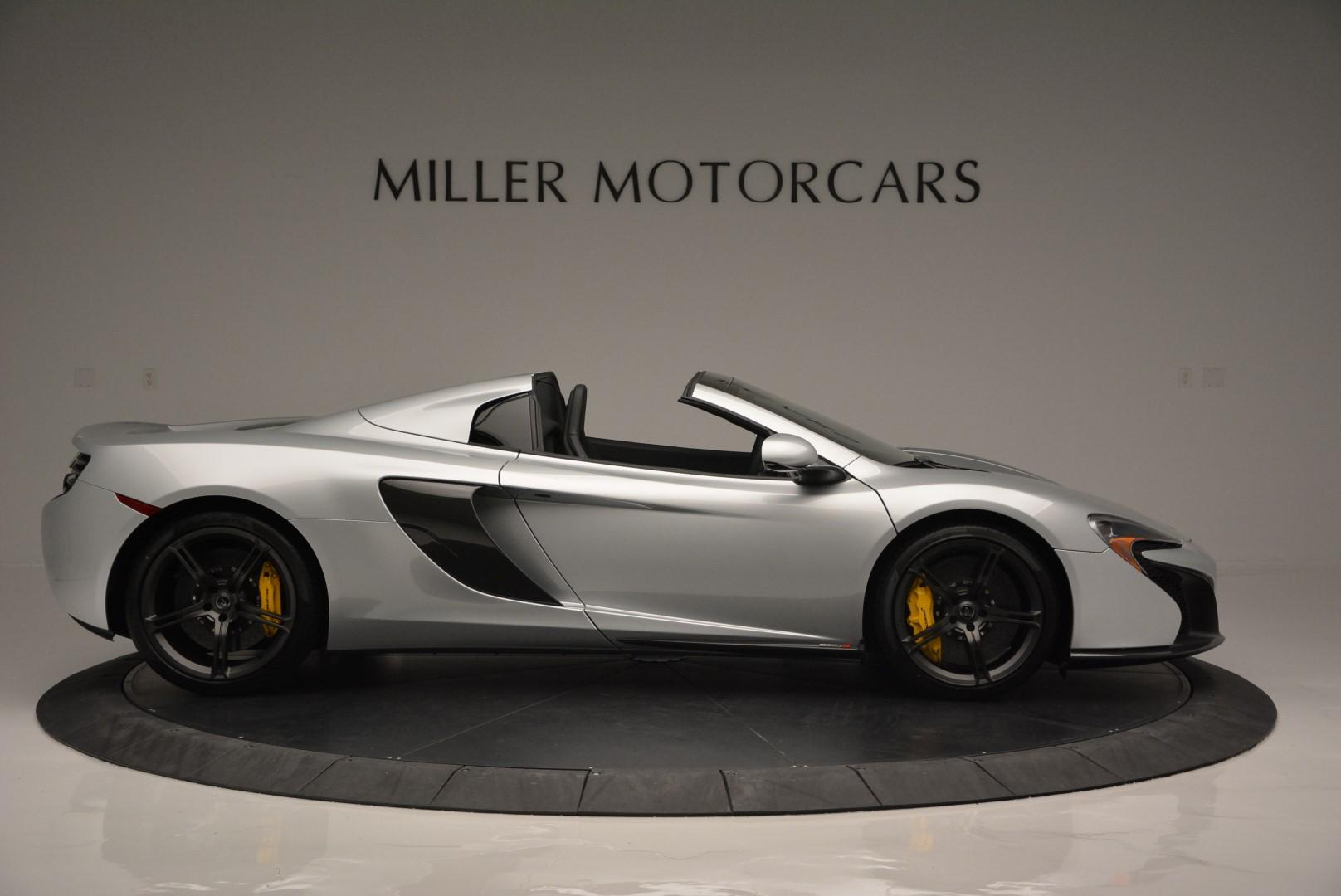 New 2016 McLaren 650S Spider  For Sale In Westport, CT 80_p7