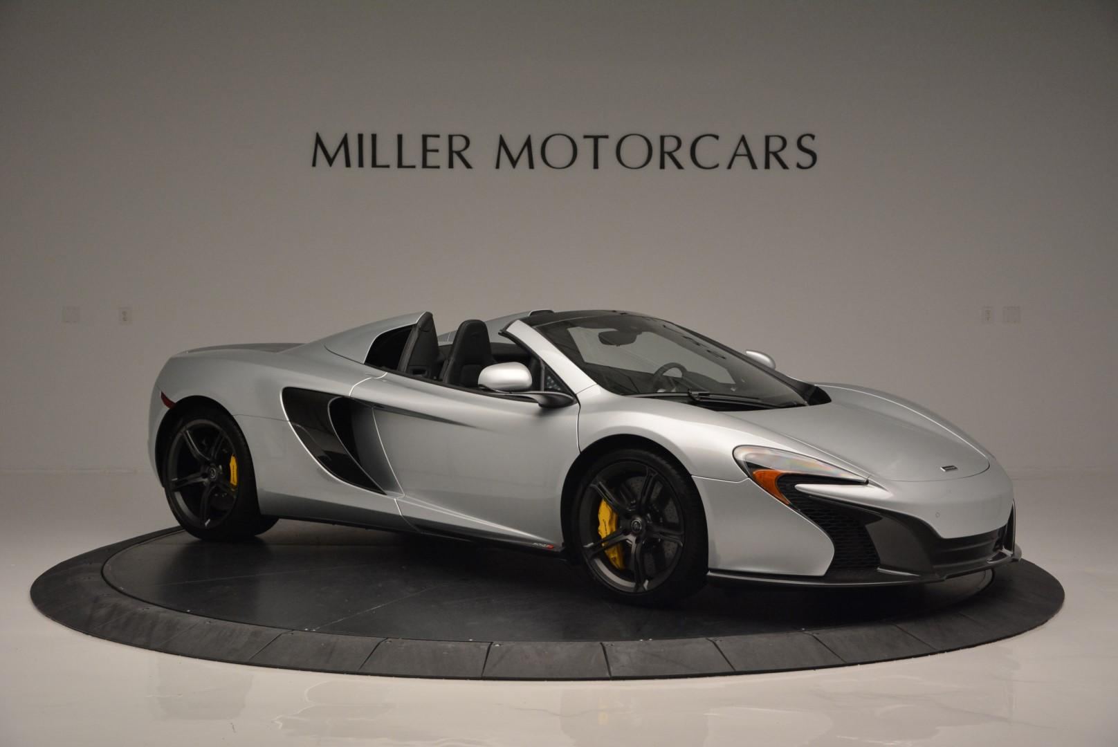 New 2016 McLaren 650S Spider  For Sale In Westport, CT 80_p8