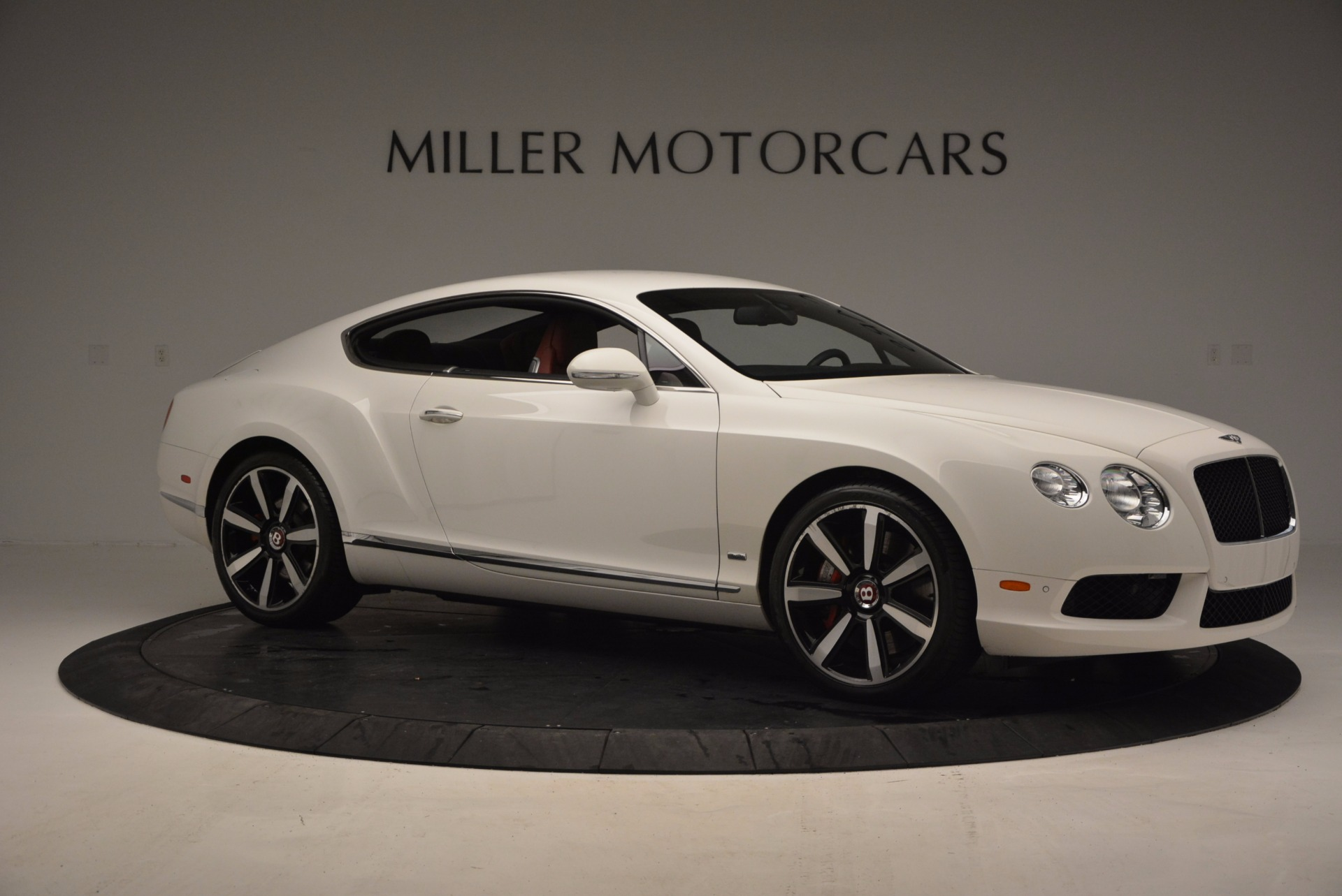 Used 2013 Bentley Continental GT V8 For Sale In Westport, CT 802_p10