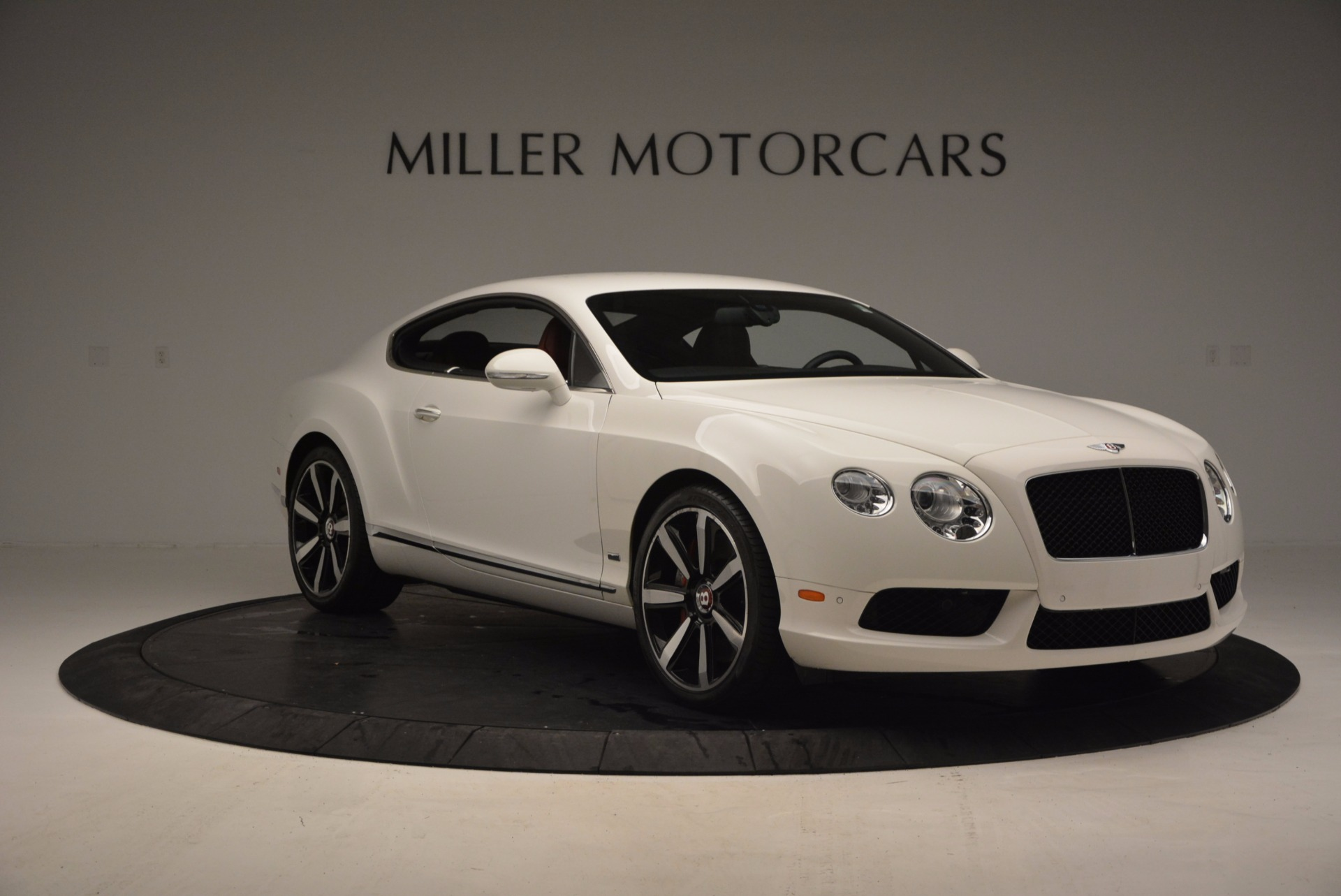 Used 2013 Bentley Continental GT V8 For Sale In Westport, CT 802_p11
