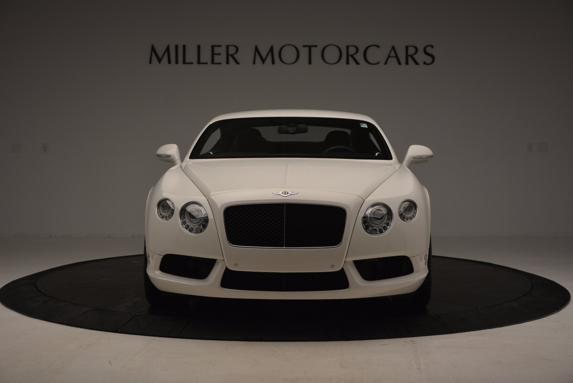 Used 2013 Bentley Continental GT V8 For Sale In Westport, CT 802_p12