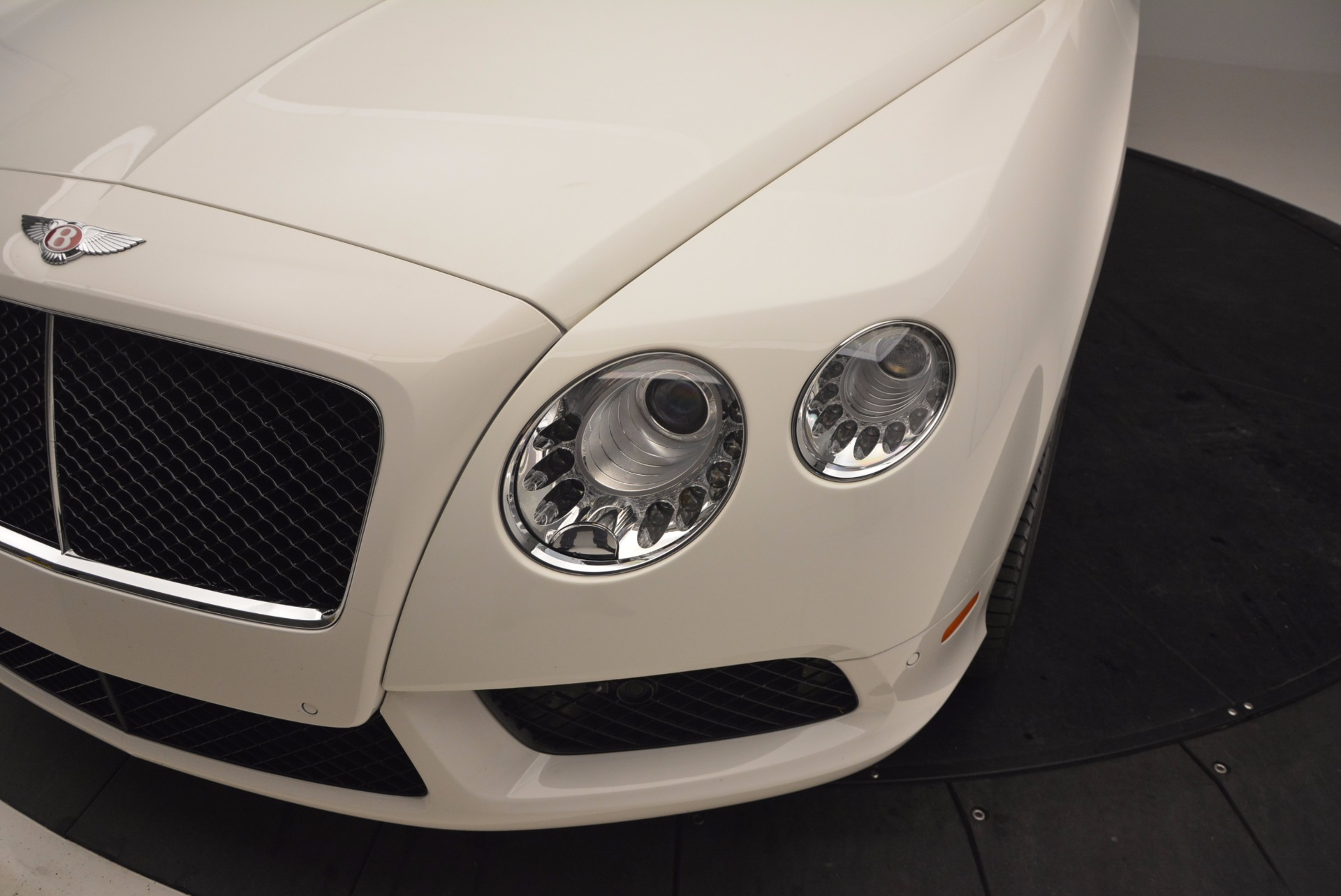 Used 2013 Bentley Continental GT V8 For Sale In Westport, CT 802_p14