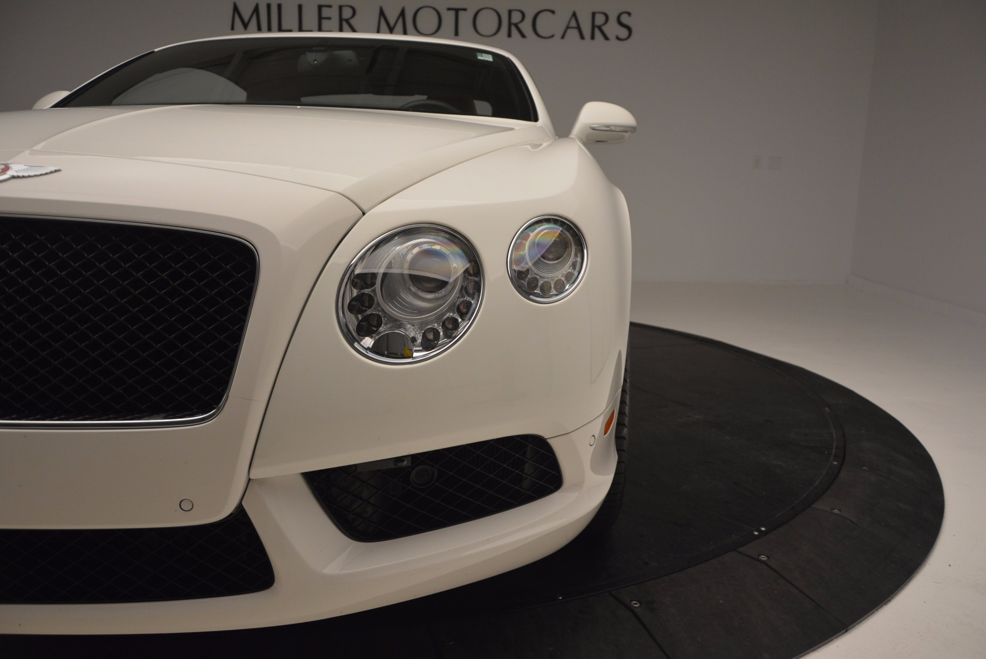 Used 2013 Bentley Continental GT V8 For Sale In Westport, CT 802_p15