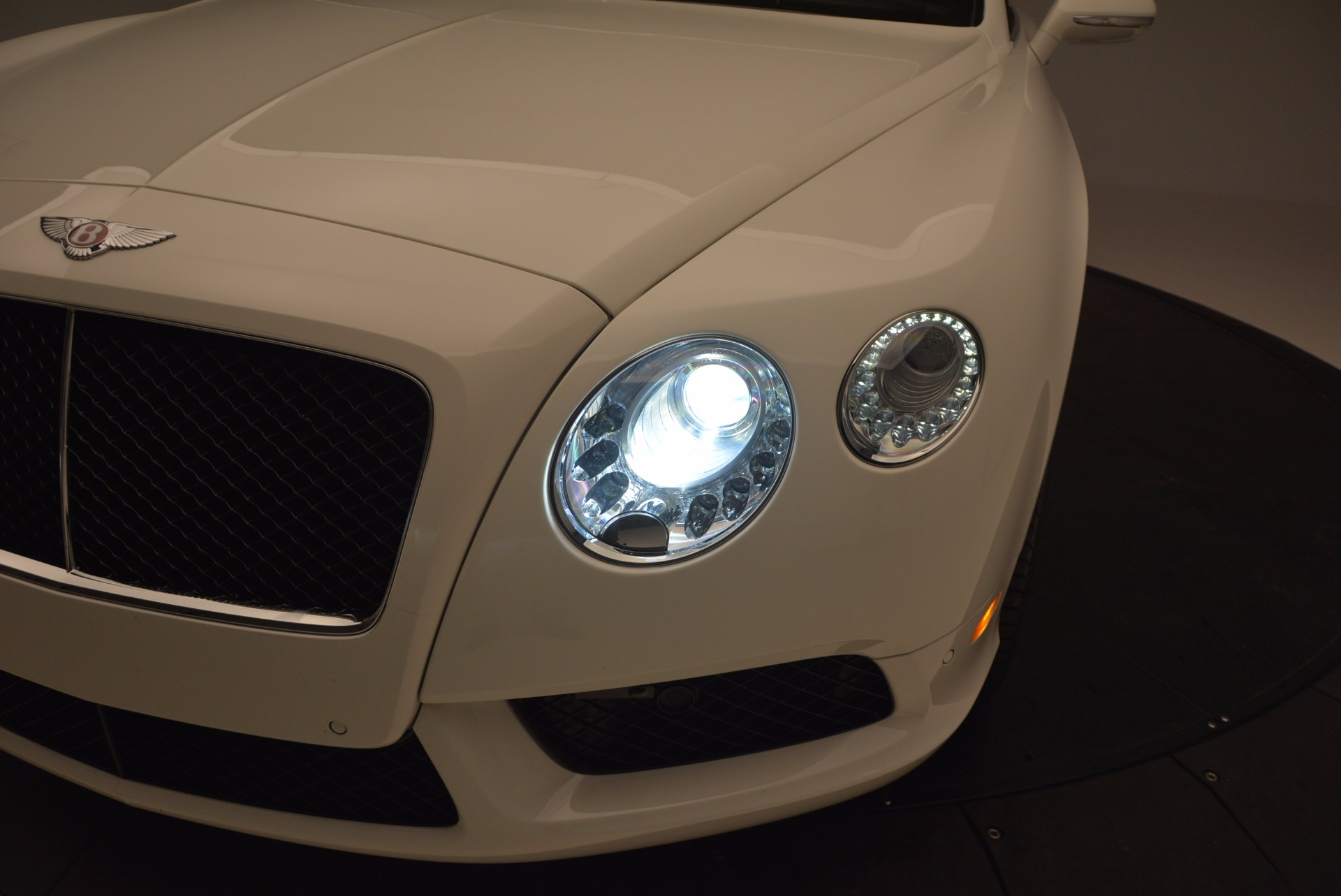 Used 2013 Bentley Continental GT V8 For Sale In Westport, CT 802_p17